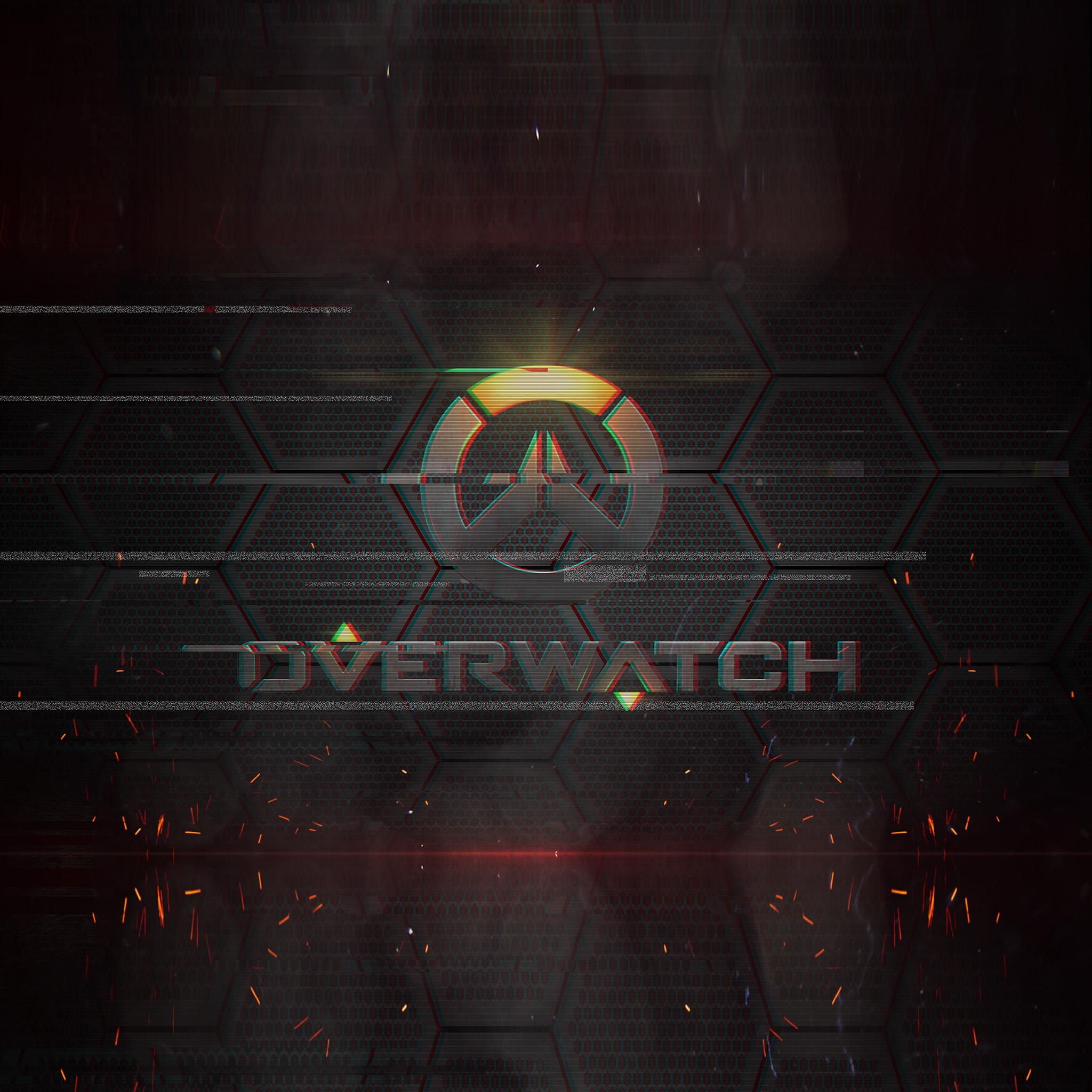 Halloween Desktop Wallpaper Hd As13 Overwatch Logo Game Art Illustration Wallpaper