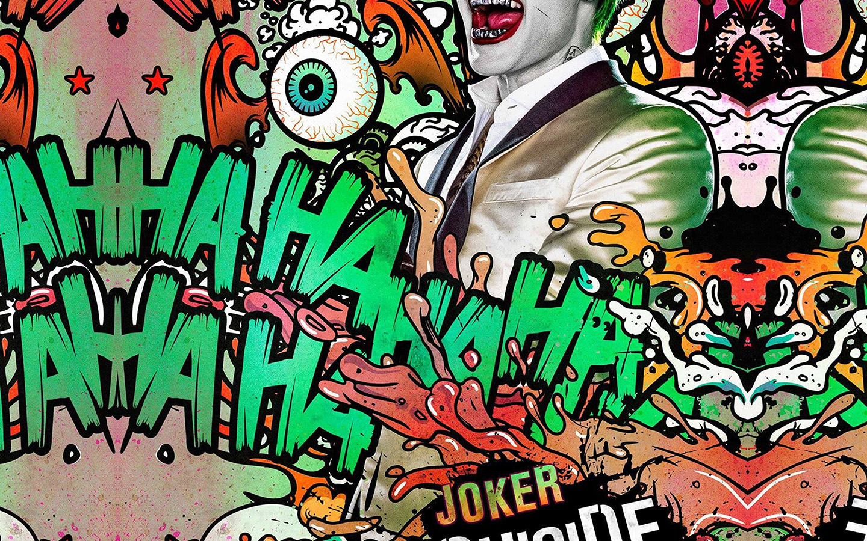 Lg Optimus Wallpaper Hd As42 Suicide Squad Film Poster Art Illustration Joker