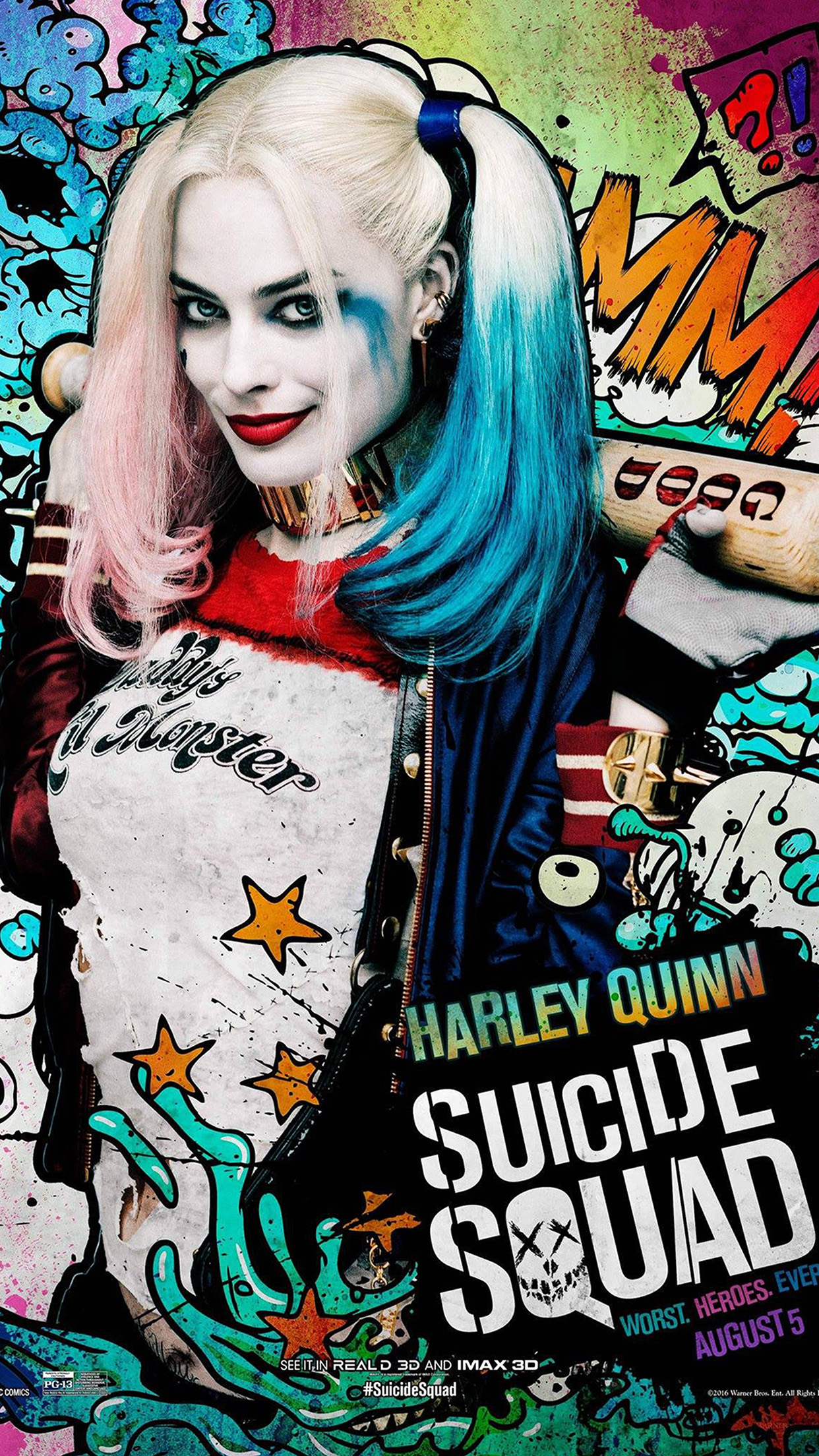 Harley Quinn Hd Iphone Wallpaper Papers Co Iphone Wallpaper As43 Suicide Squad Film