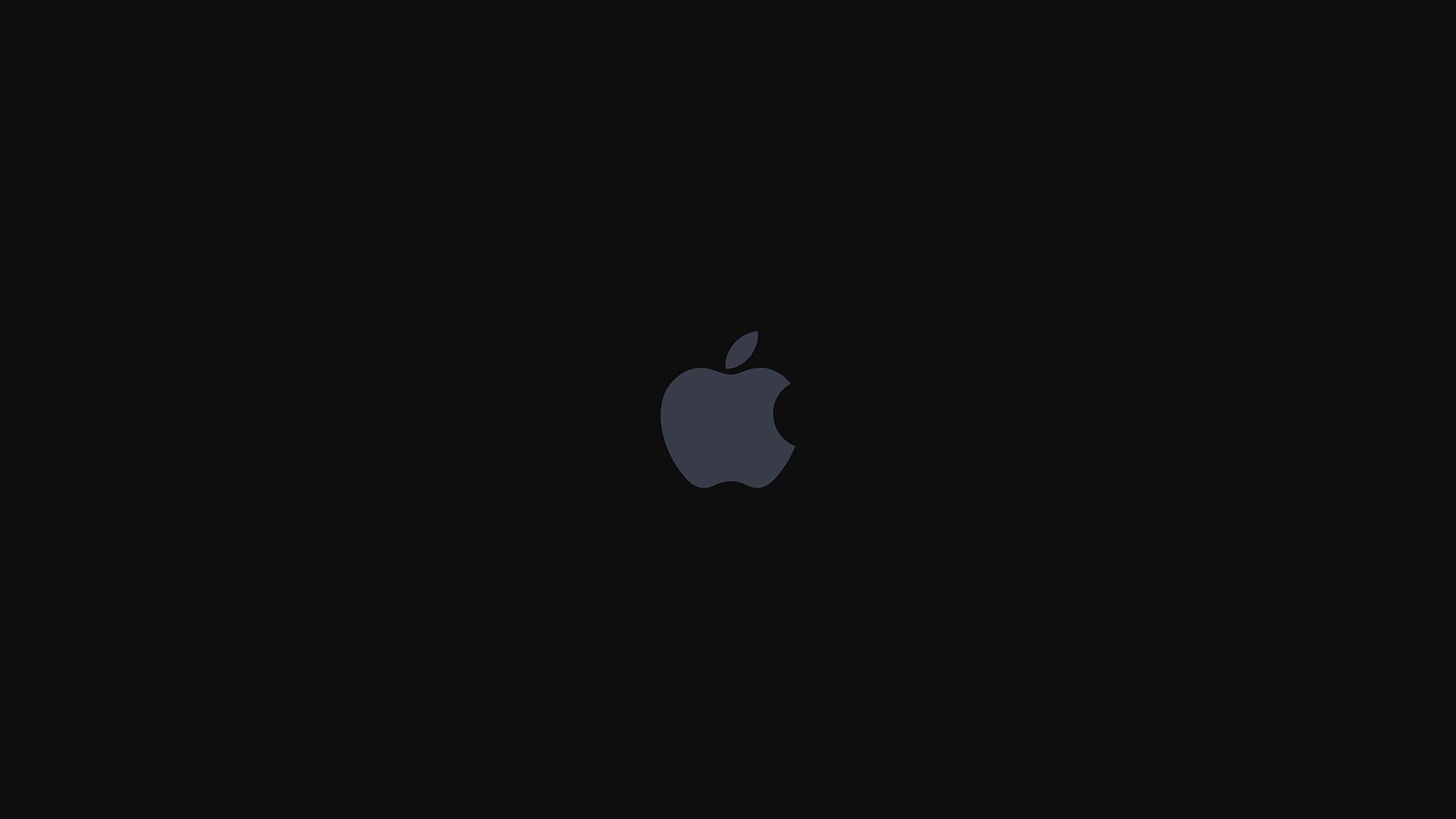 Fall Mobile Pattern Wallpapers As68 Iphone7 Apple Logo Dark Art Illustration Wallpaper
