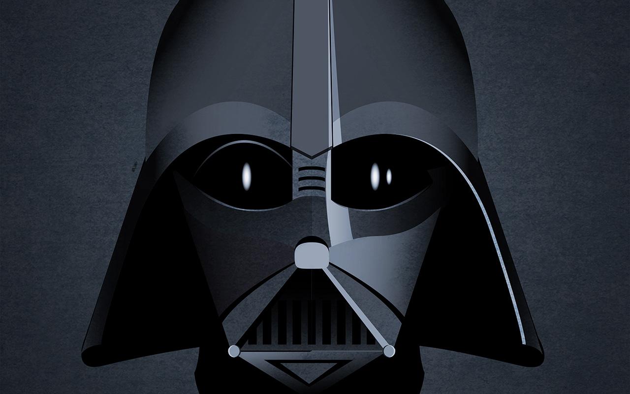 Darth Vader Iphone Wallpaper Hd Wallpaper For Desktop Laptop Au27 Starwars Darth Vader