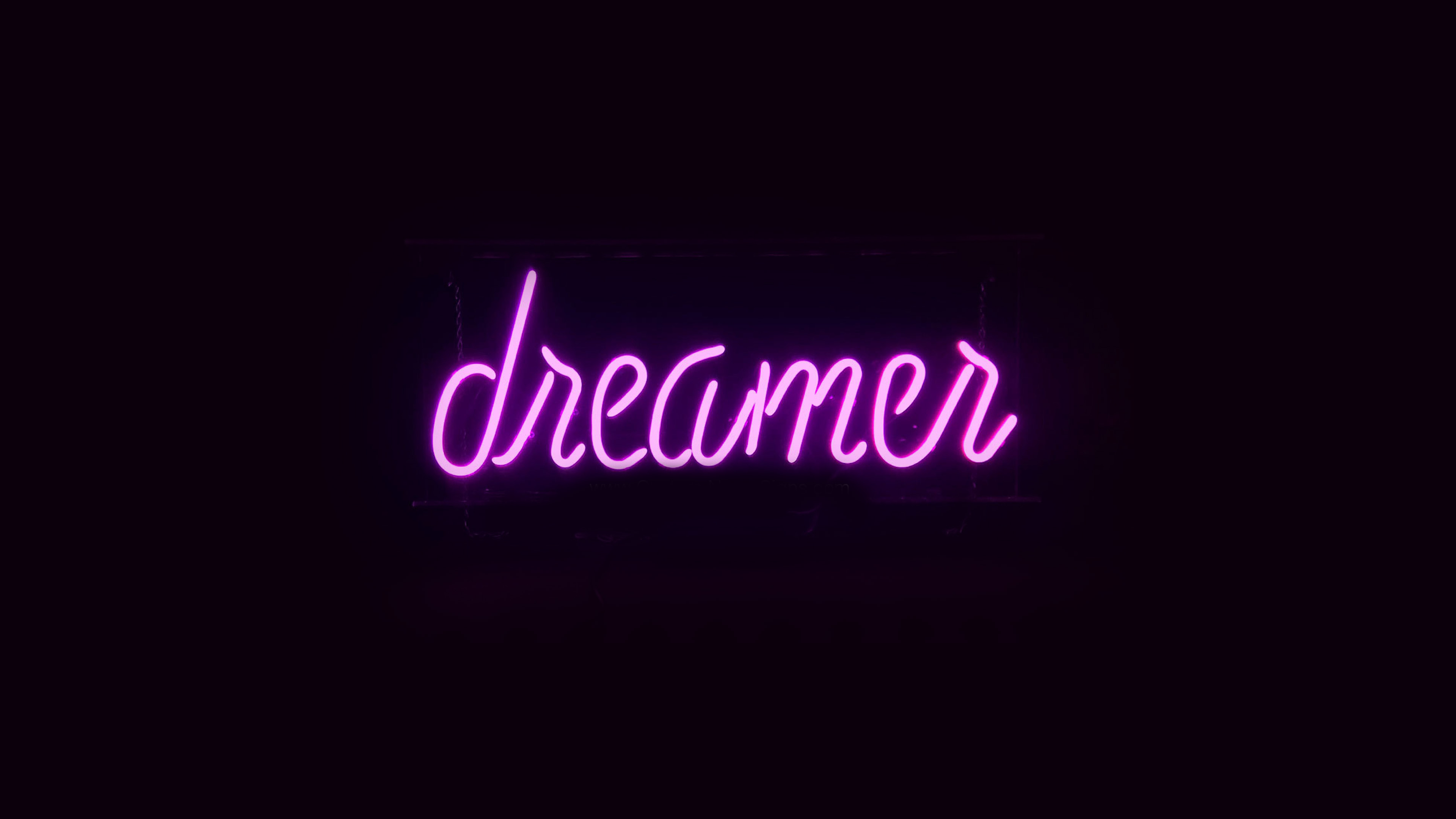 Neon Sign Iphone Wallpaper 3840 X 2400