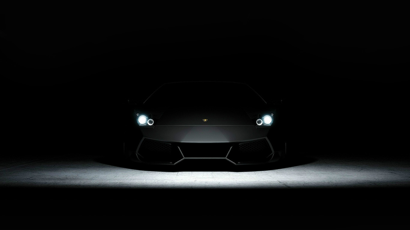 Best Disney Cars Wallpaper Bd23 Car Dark Lamborghini Art Illustration Wallpaper