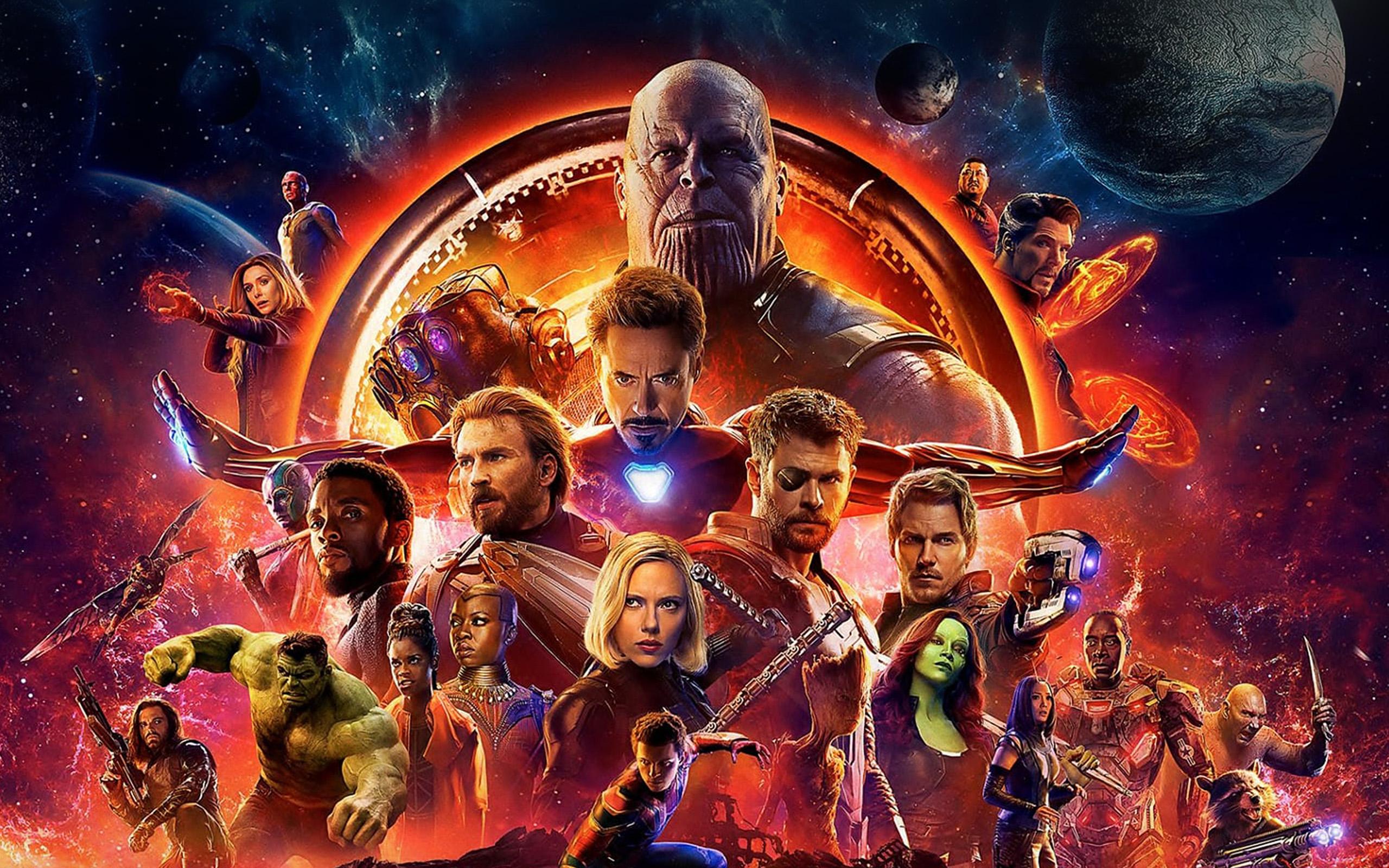 Simple Wallpapers For Iphone 5 Be47 Infinity War Marvel Avengers Hero Art Illustration