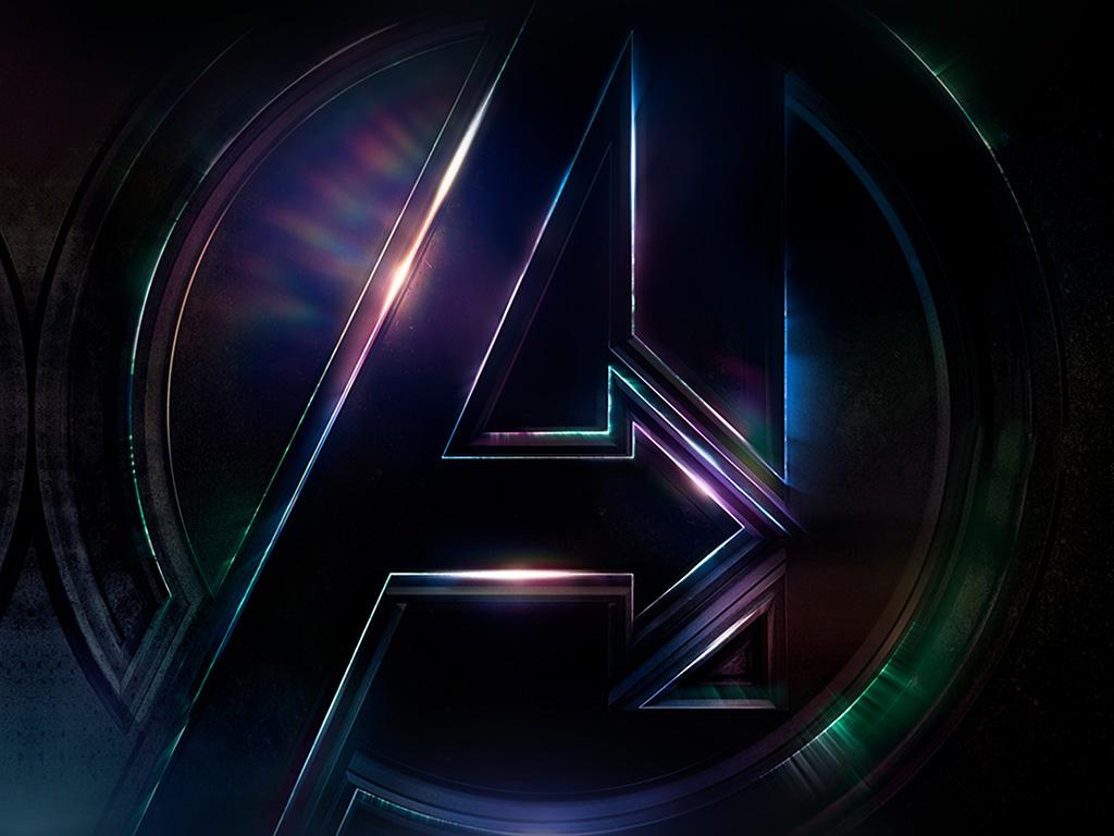 Cute Bts Wallpapers Be49 Avengers Logo Dark Film Art Illustration Marvel Wallpaper