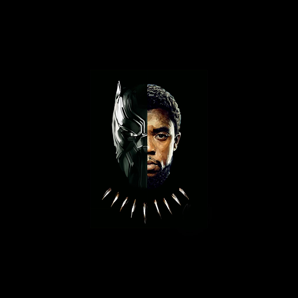 Animated Wallpapers Hd 1080p Be75 Hero Avengers Black Panther Art Illustration Wallpaper