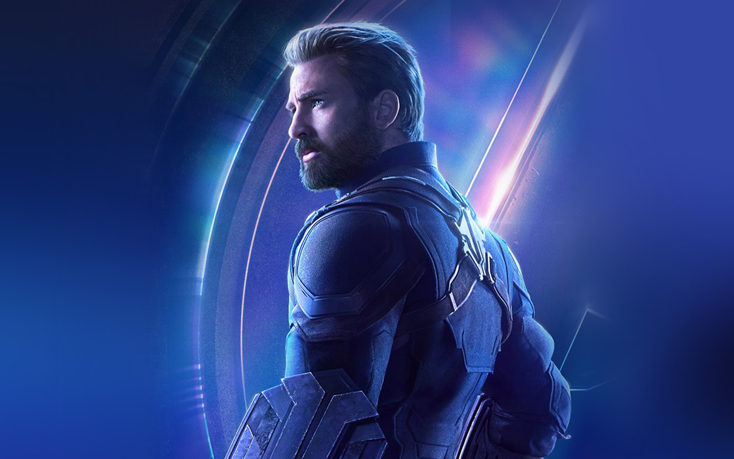 Hd Ipad Retina Wallpapers Be86 Captain America Avengers Hero Chris Evans Film Art