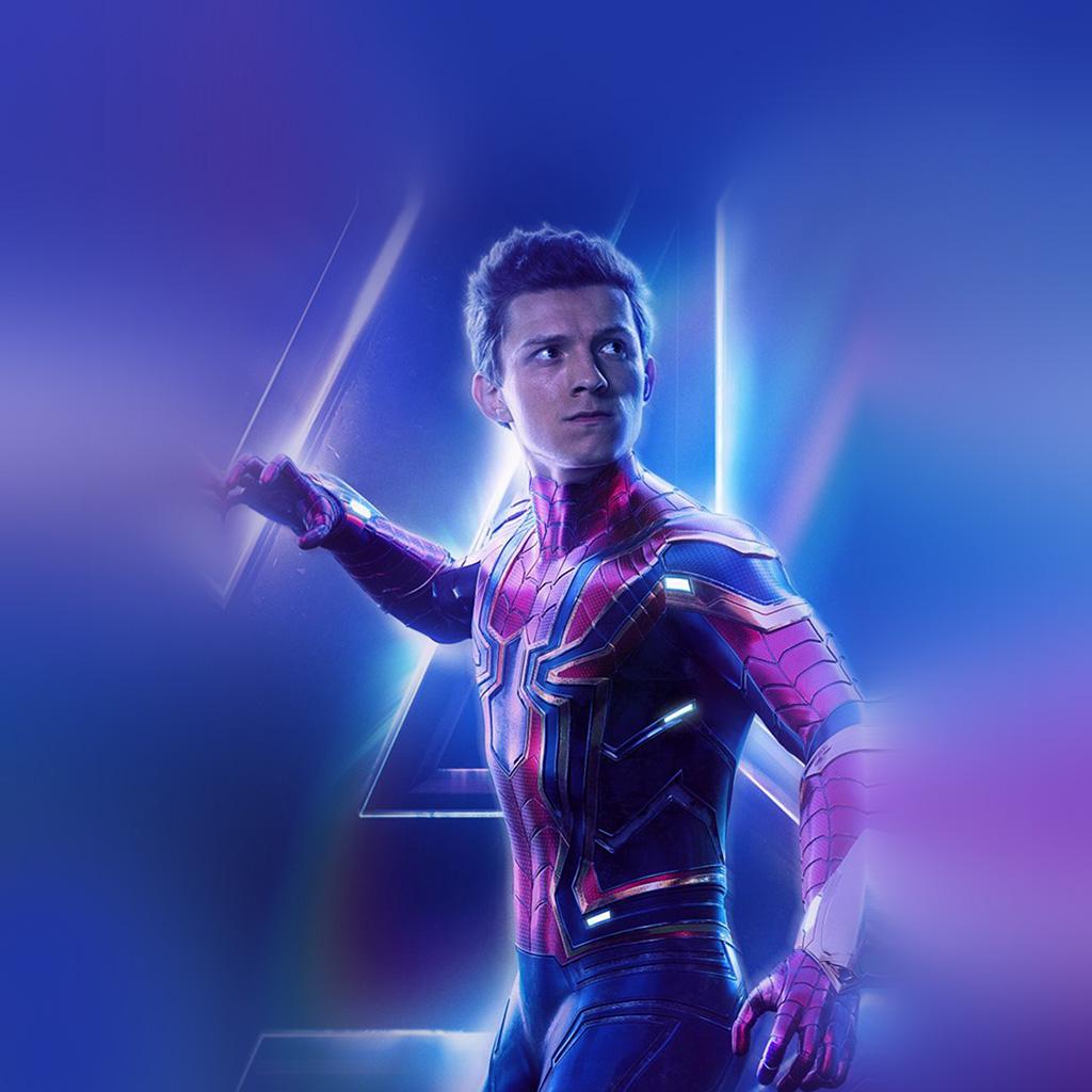 Airplane Wallpaper Iphone X Be92 Spiderman Suit Avengers Infinitywar Marvel Hero Art