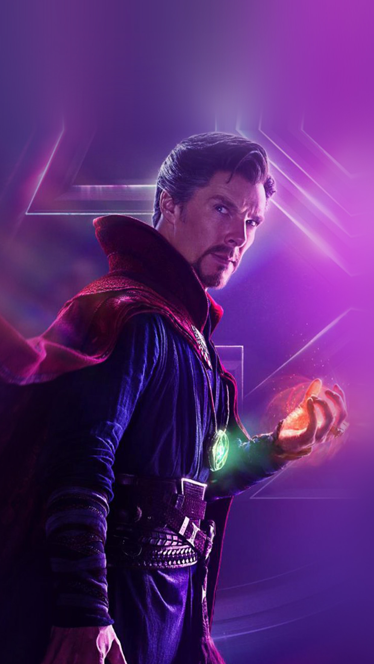 Iphone 6 Hd Car Wallpaper 1080p Be93 Avengers Doctor Strange Film Infinitywar Marvel Hero