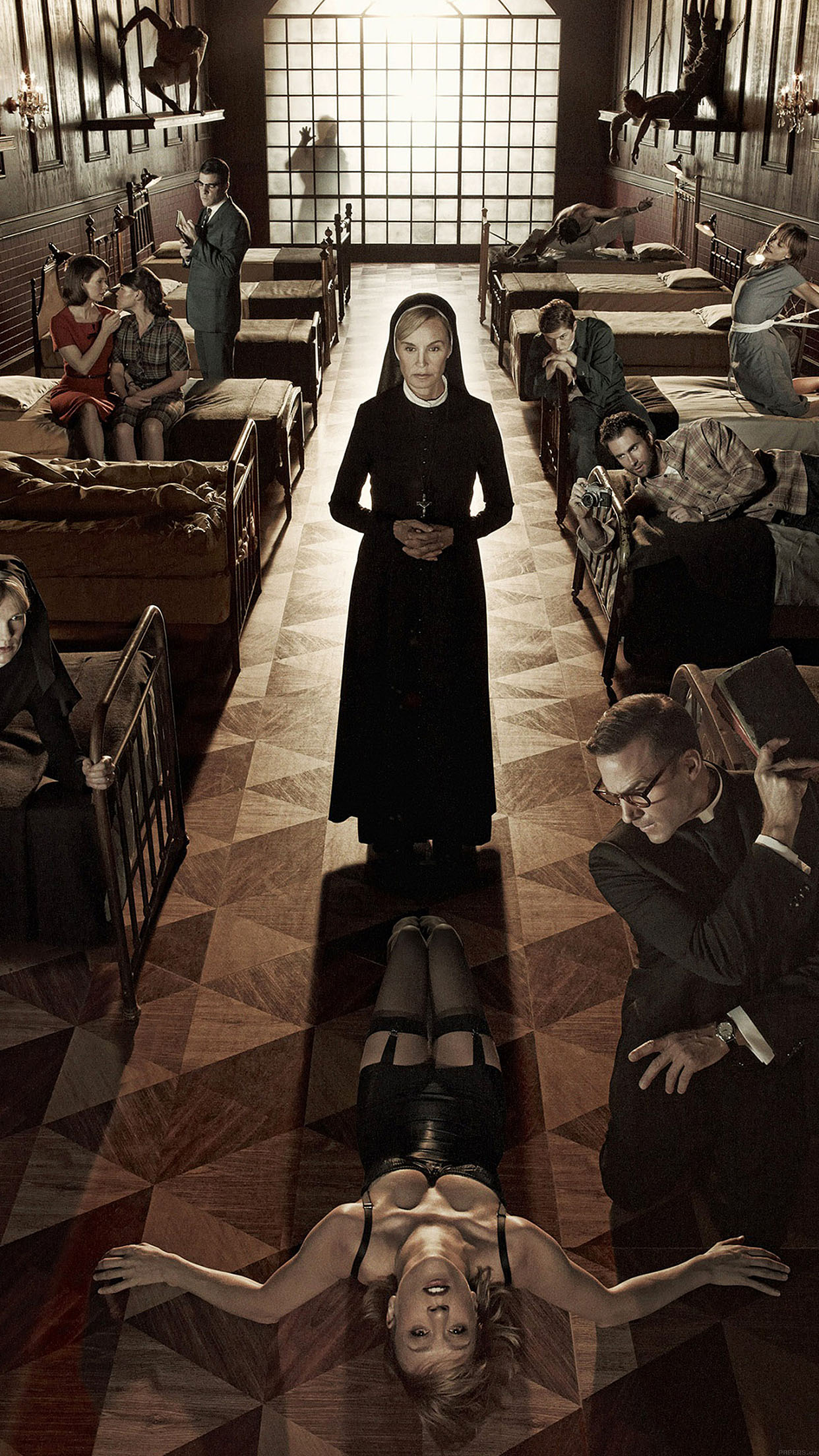 American Horror Story Wallpaper Iphone For Iphone X Iphonexpapers