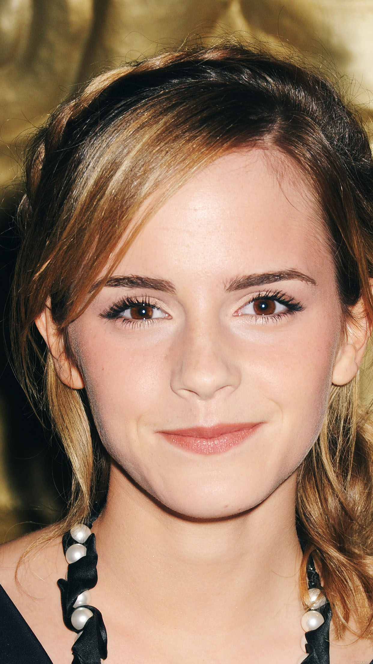 Cute Small Girl Hd Wallpaper Ha54 Wallpaper Emma Watson Dress Girl Face Papers Co