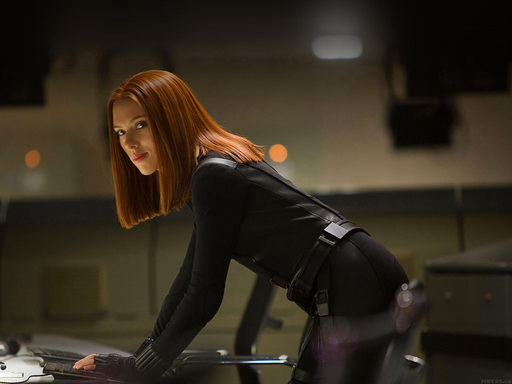 Fall Wallpaper For Macbook Air Ha70 Wallpaper Black Widow Scarlett Johansson Face Film