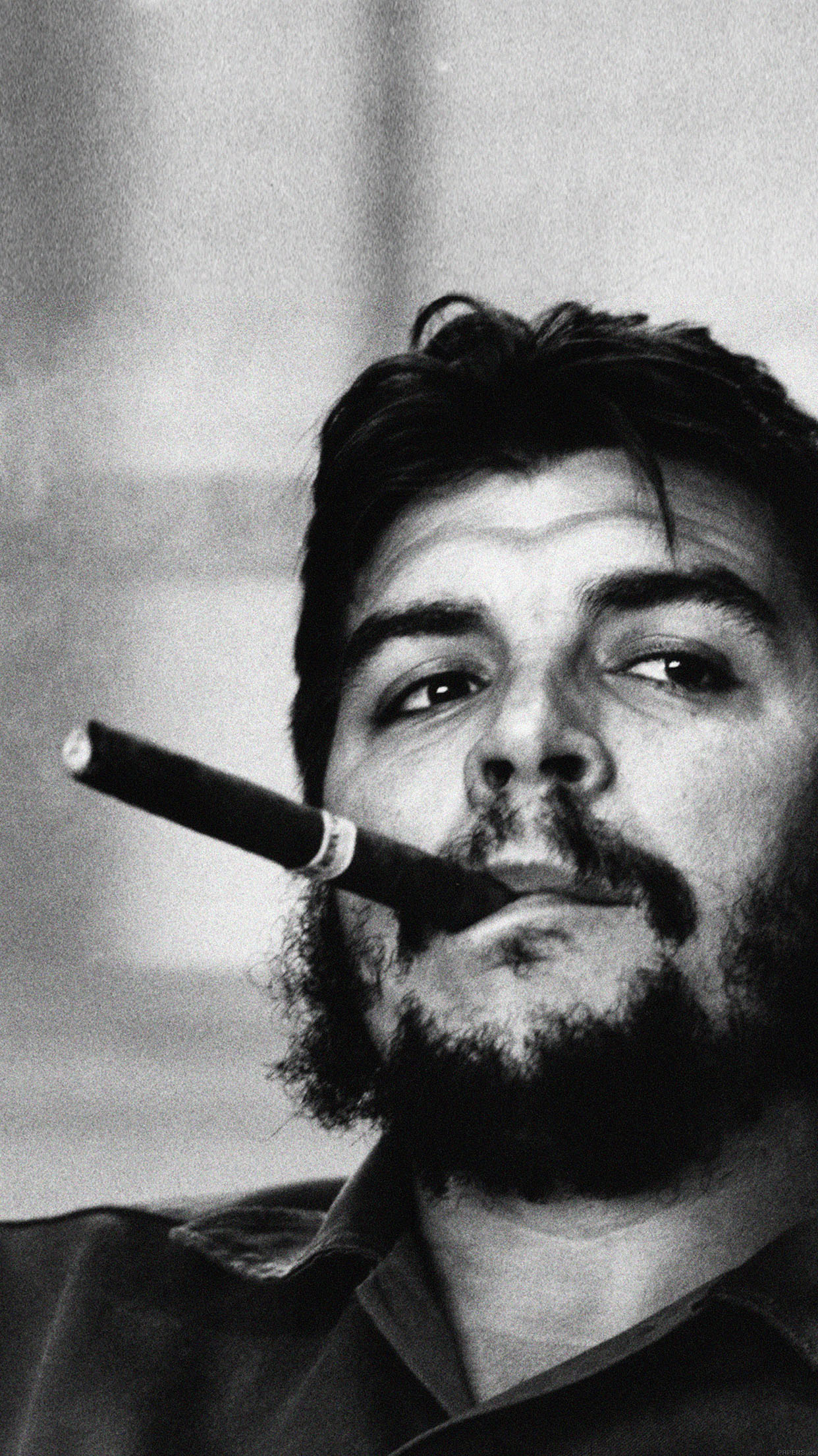 Wallpaper Cute For Iphone 6 Plus Ha79 Wallpaper Che Guevara Face Papers Co
