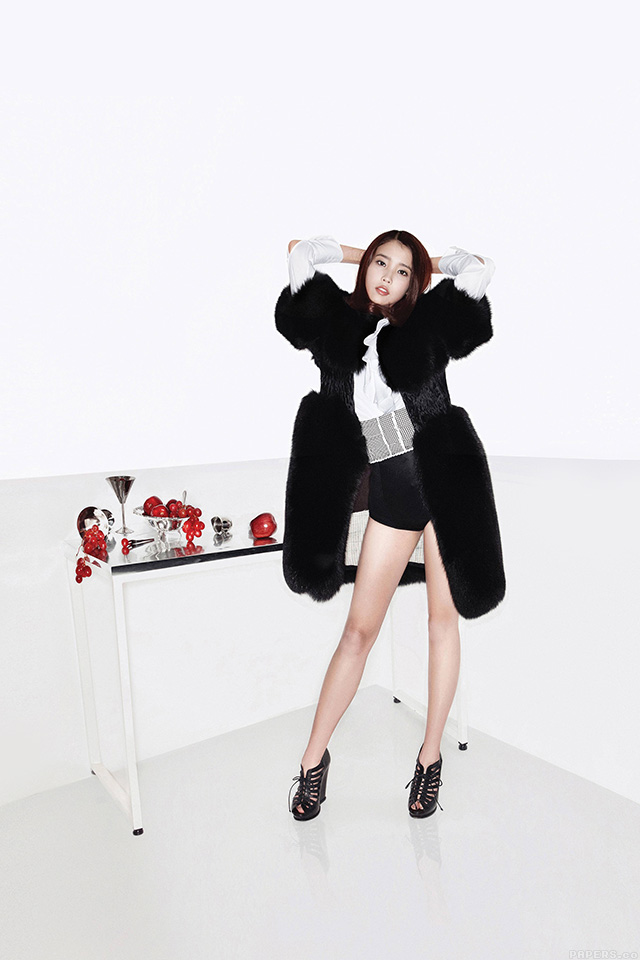 Droid 2 Wallpapers Girl Hf13 Iu Kpop Girl Music Sexy Papers Co