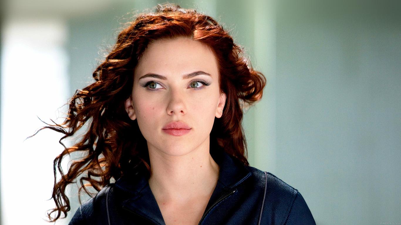 Girl And Car Iphone Wallpaper Hf30 Natasha Avengers Scarlett Johansson Sexy Hero Papers Co