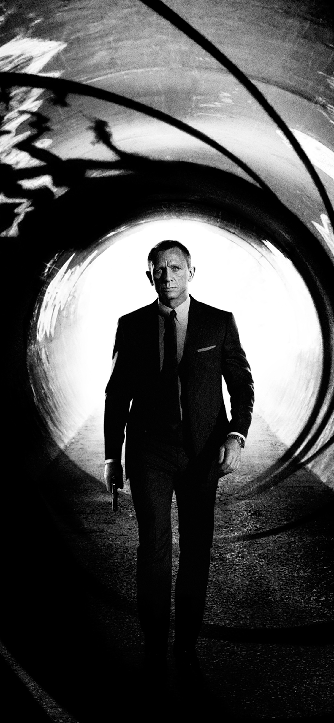 Iphone 5 Car Wallpaper Hg70 James Bond 007 Skyfall Film Poster Papers Co
