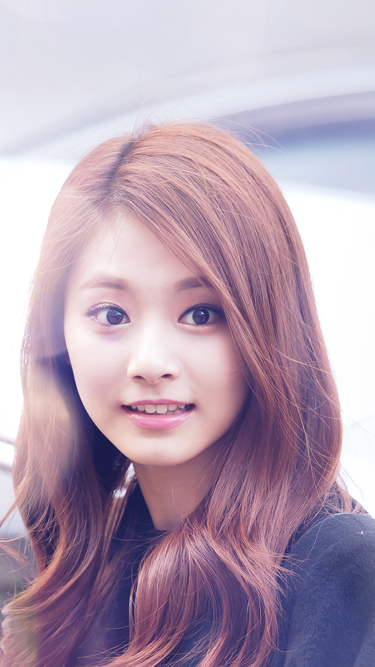 Hd Game Wallpapers For Iphone 6 Hh33 Tzuyu Twice Smile Cute Kpop Jyp Flare Wallpaper