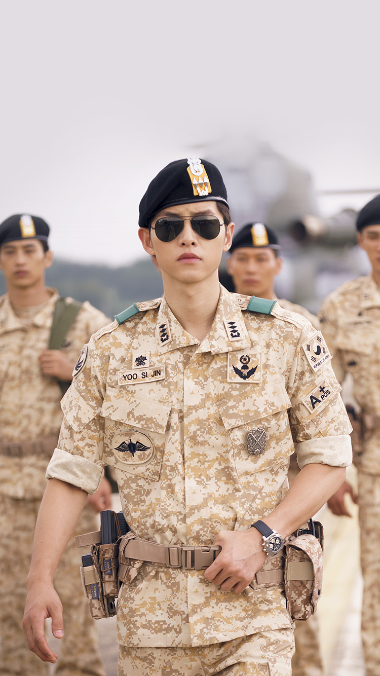 Car Wallpapers Iphone 6 Plus Hi08 Descendants Of The Sun Heygyo Joonggi Military Wallpaper