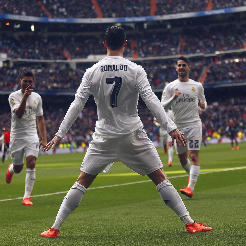 Real Madrid Wallpaper Iphone 5 Ipad Retina