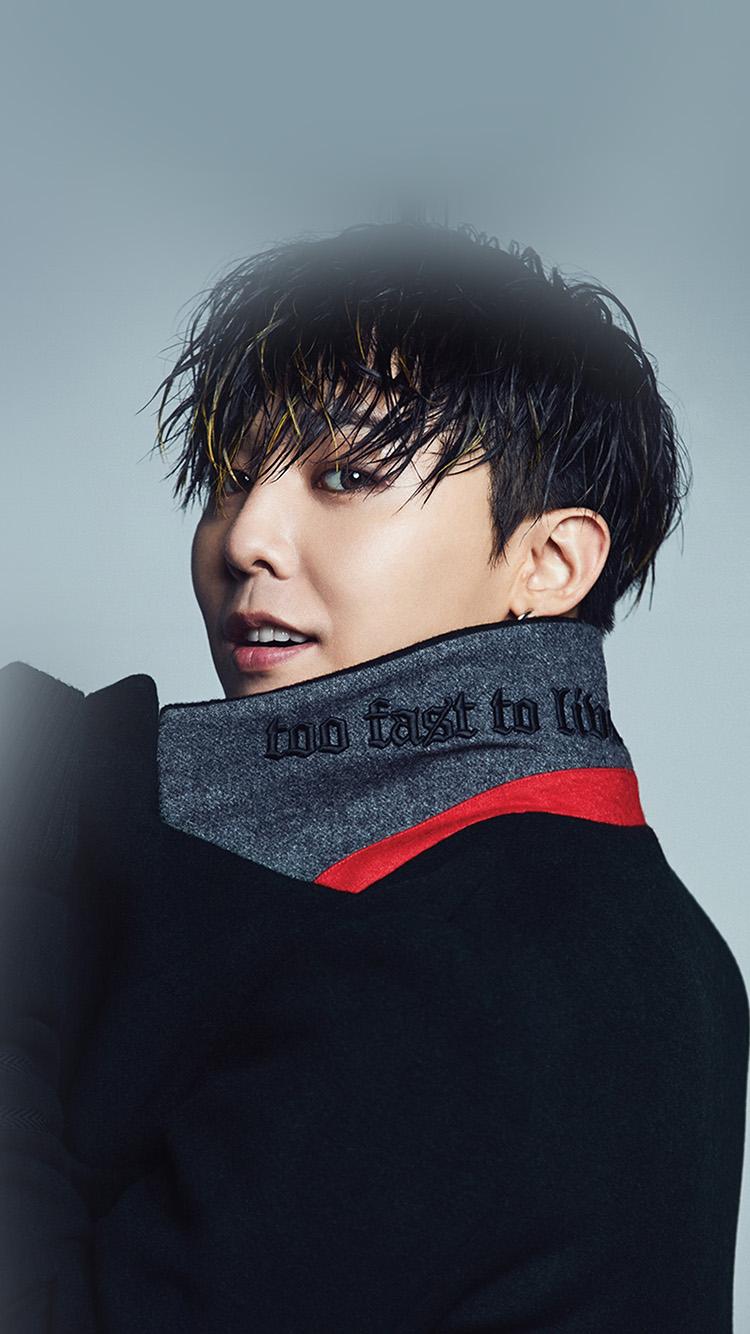 Ios 11 Wallpapers Iphone X Hk56 Gdragon Bigbang Kpop Singer