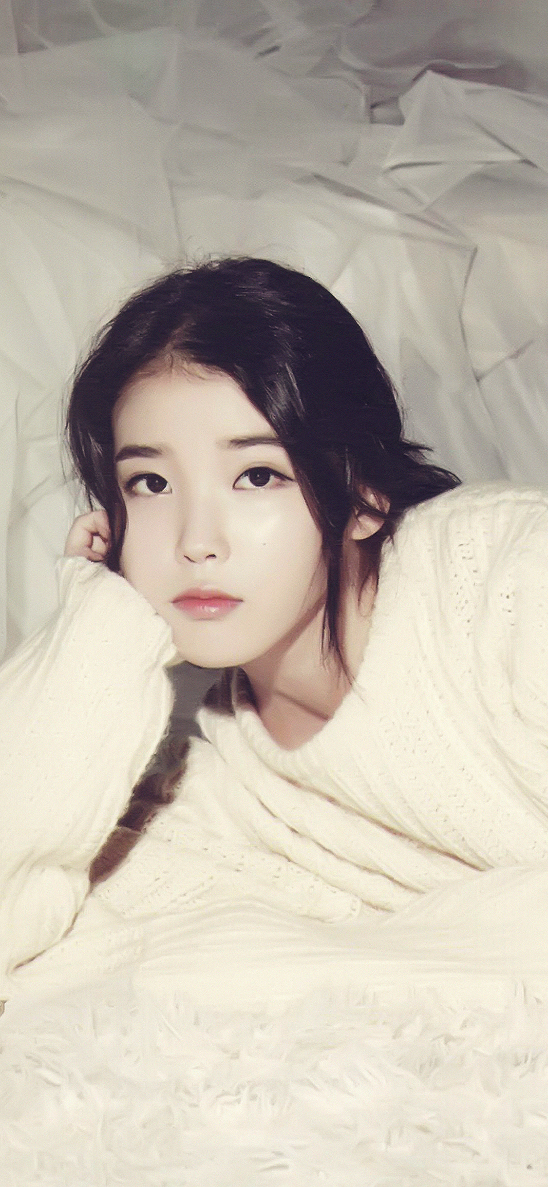 Cute Girl Wallpaper Hd For Android Hl32 Iu Kpop Girl Cute Wallpaper