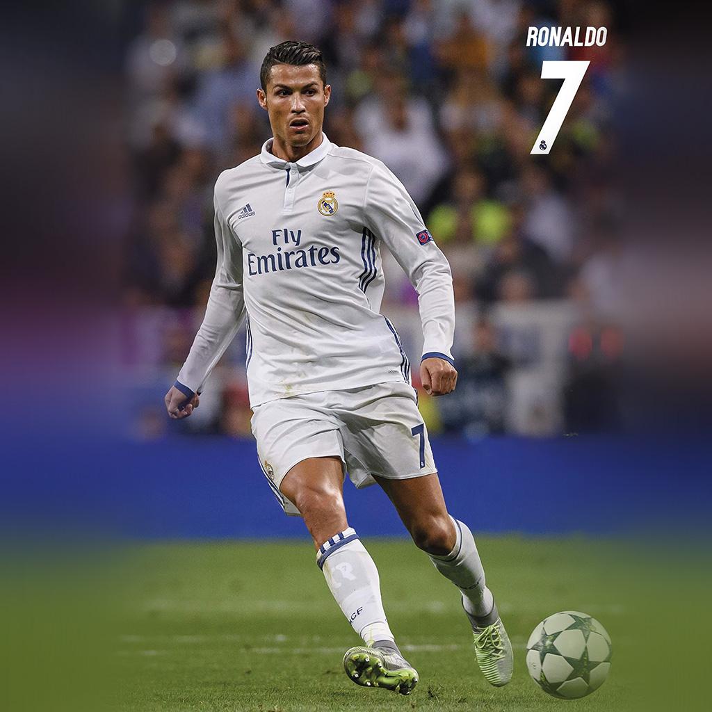 Wallpaper Anime Iphone X I Love Papers Hm05 Ronaldo Sports Soccer Realmadrid