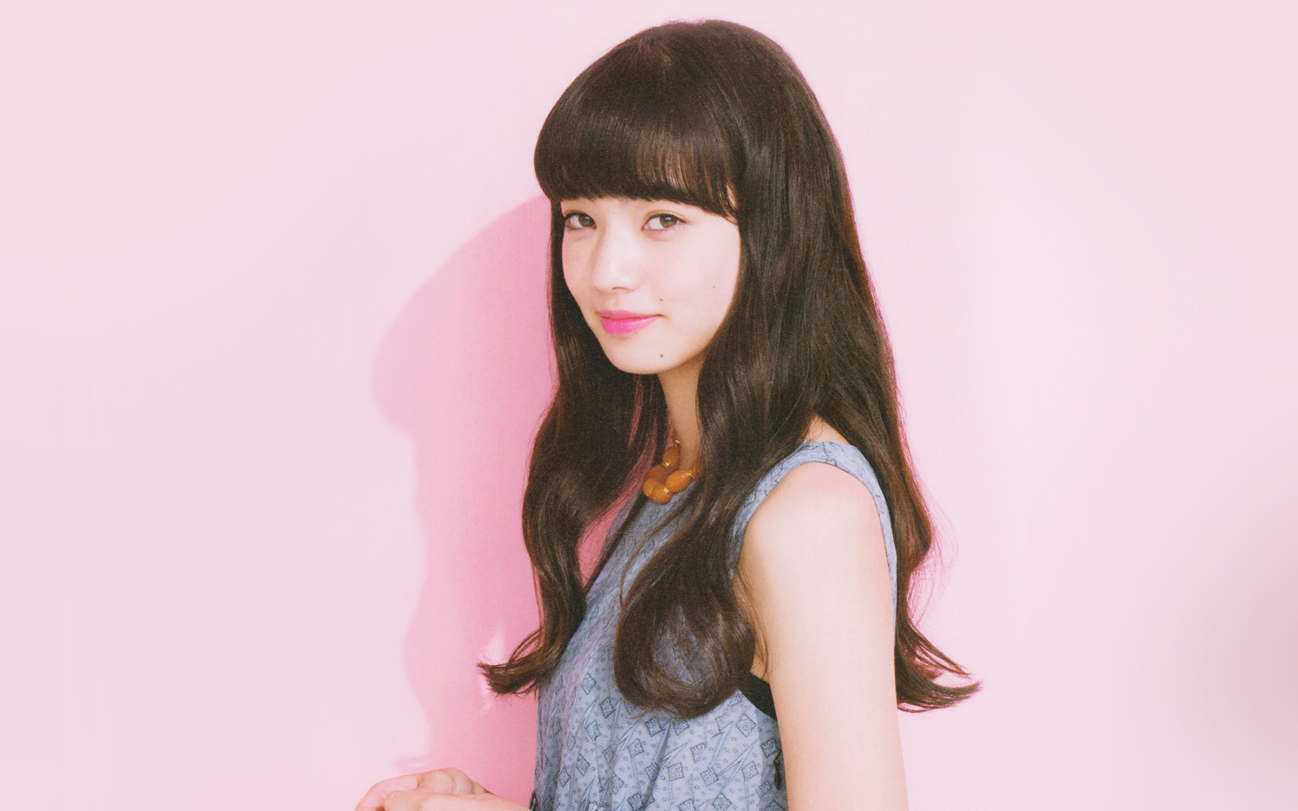 Imac Girl Wallpaper Hn41 Nana Komatsu Cute Film Asian Girl Wallpaper