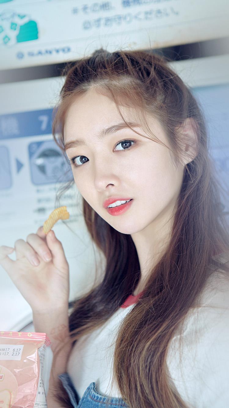 Cute Girl Phone Wallpapers Ho02 Cute Girl Kpop Young Wallpaper