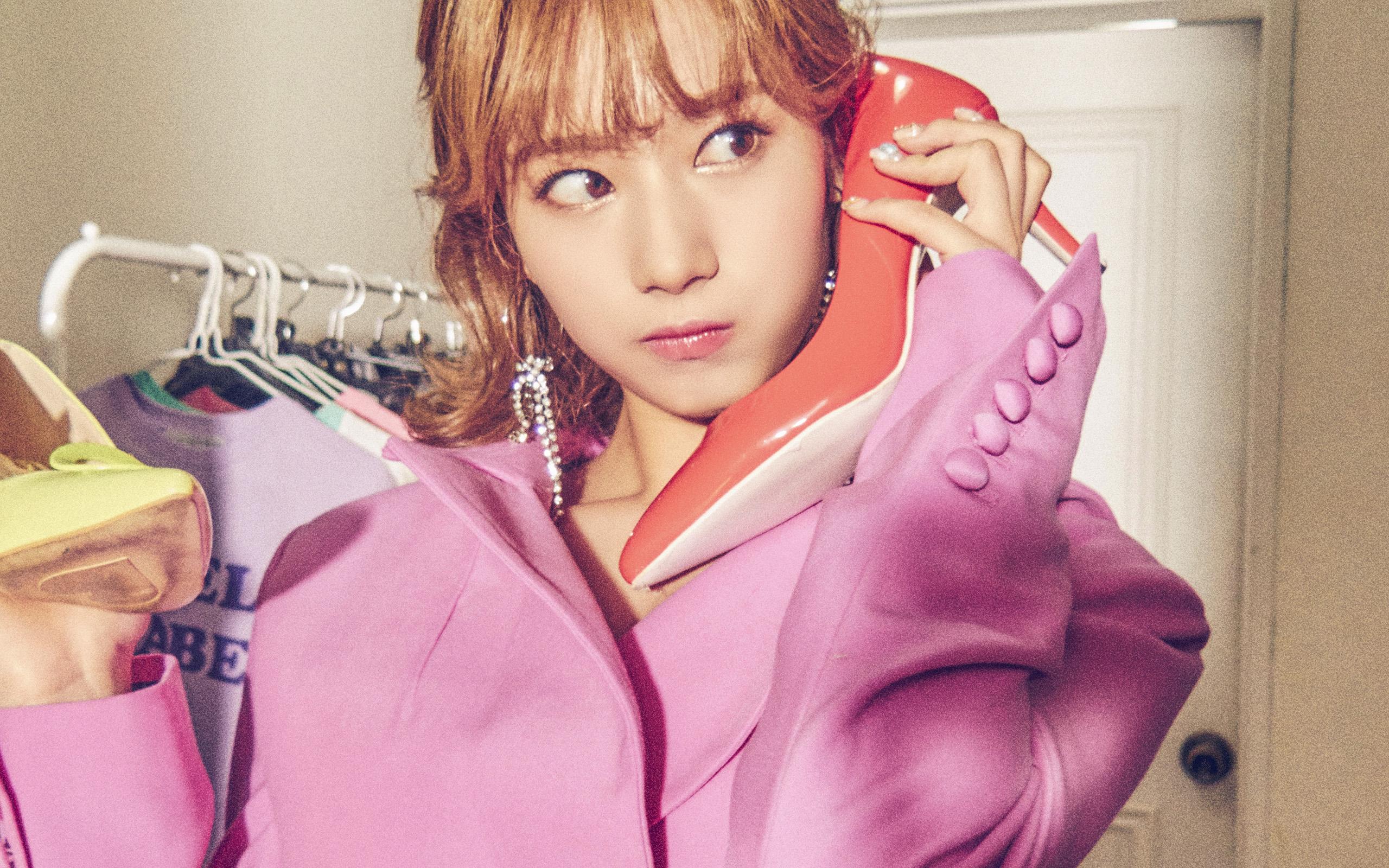 Girl In Rain Hd Wallpaper Ho67 Girl Twice Sana Hello Beauty Wallpaper