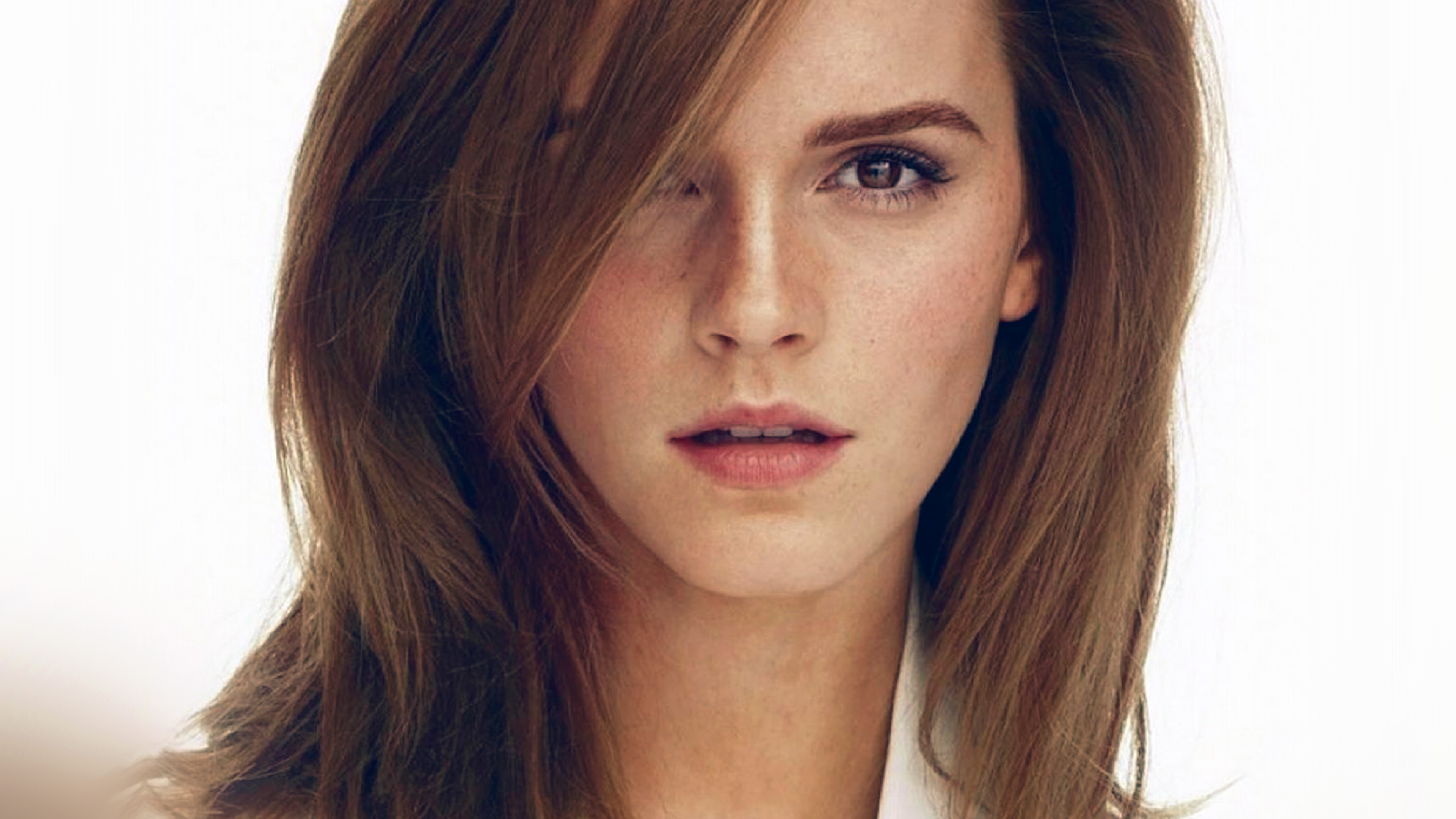 Fall Desktop Wallpaper Mac Hp25 Girl Emma Watson Face Actress Film Wallpaper