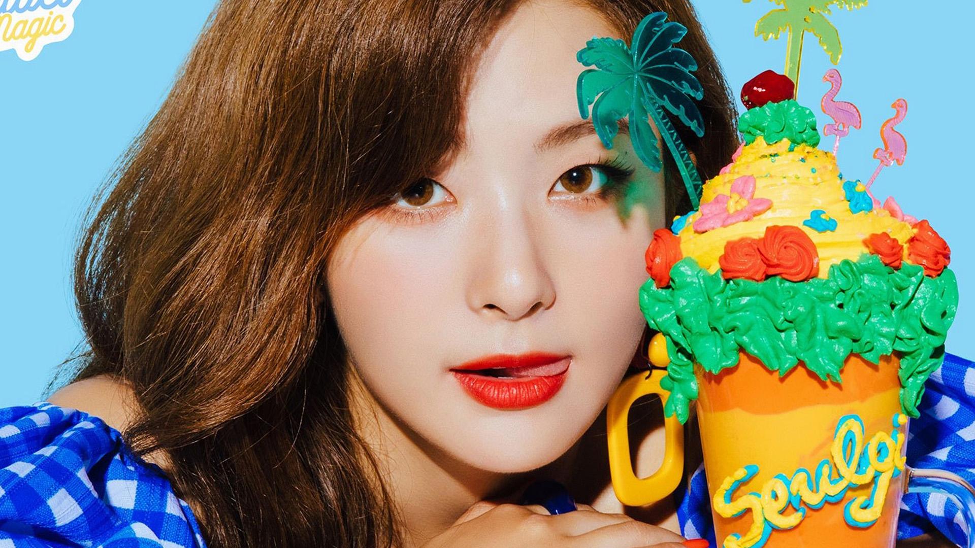 Iphone Wallpaper Car Girl Hq81 Girl Kpop Asian Redvelvet Seulgi Wallpaper