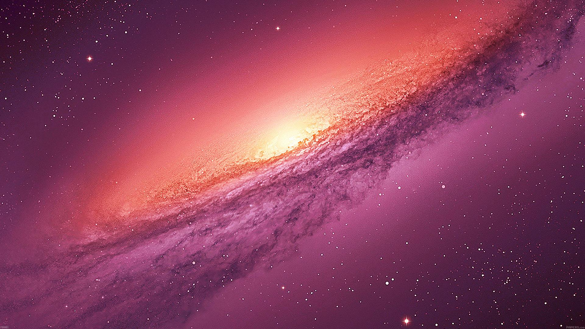 Best Wallpaper App For Iphone Wallpaper For Desktop Laptop Ma01 Purple Galaxy Space