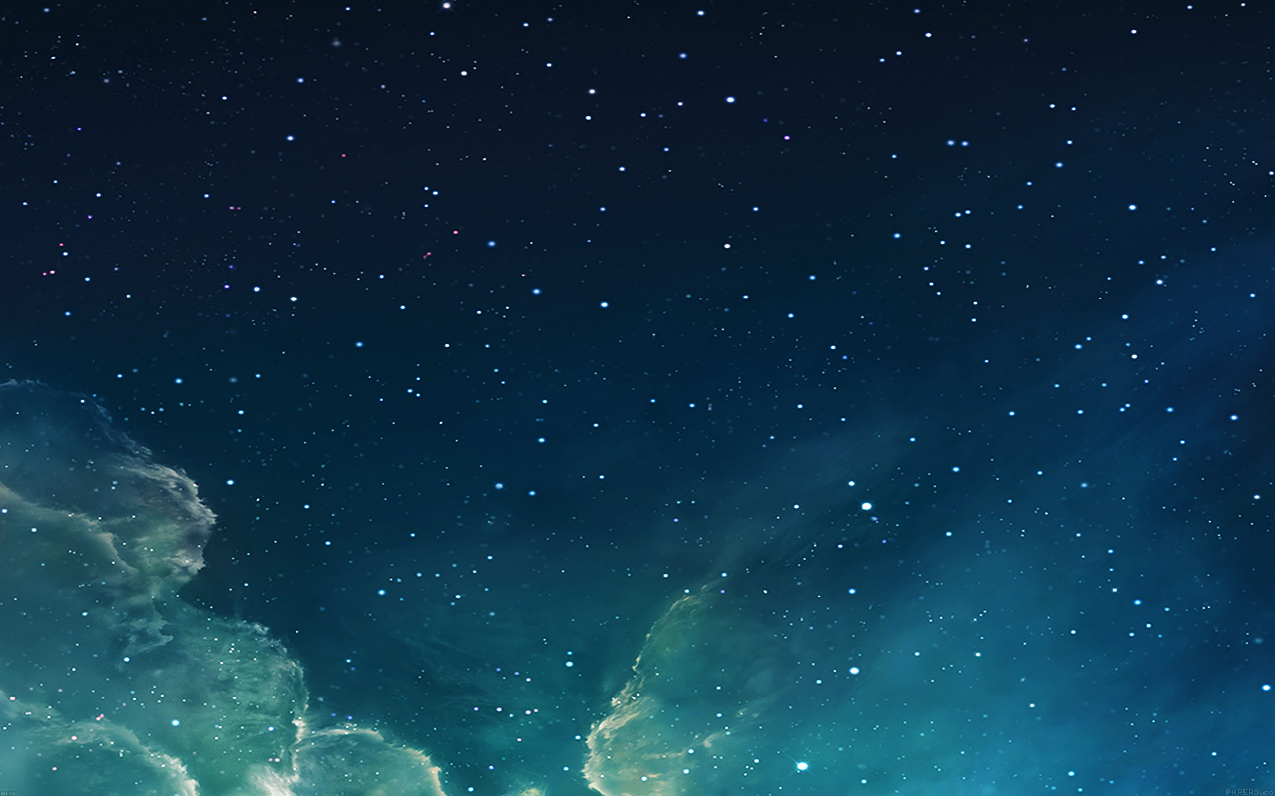 Hd Wallpapers For Nexus 5 Mc56 Wallpaper Galaxy Blue 7 Starry Star Sky Wallpaper