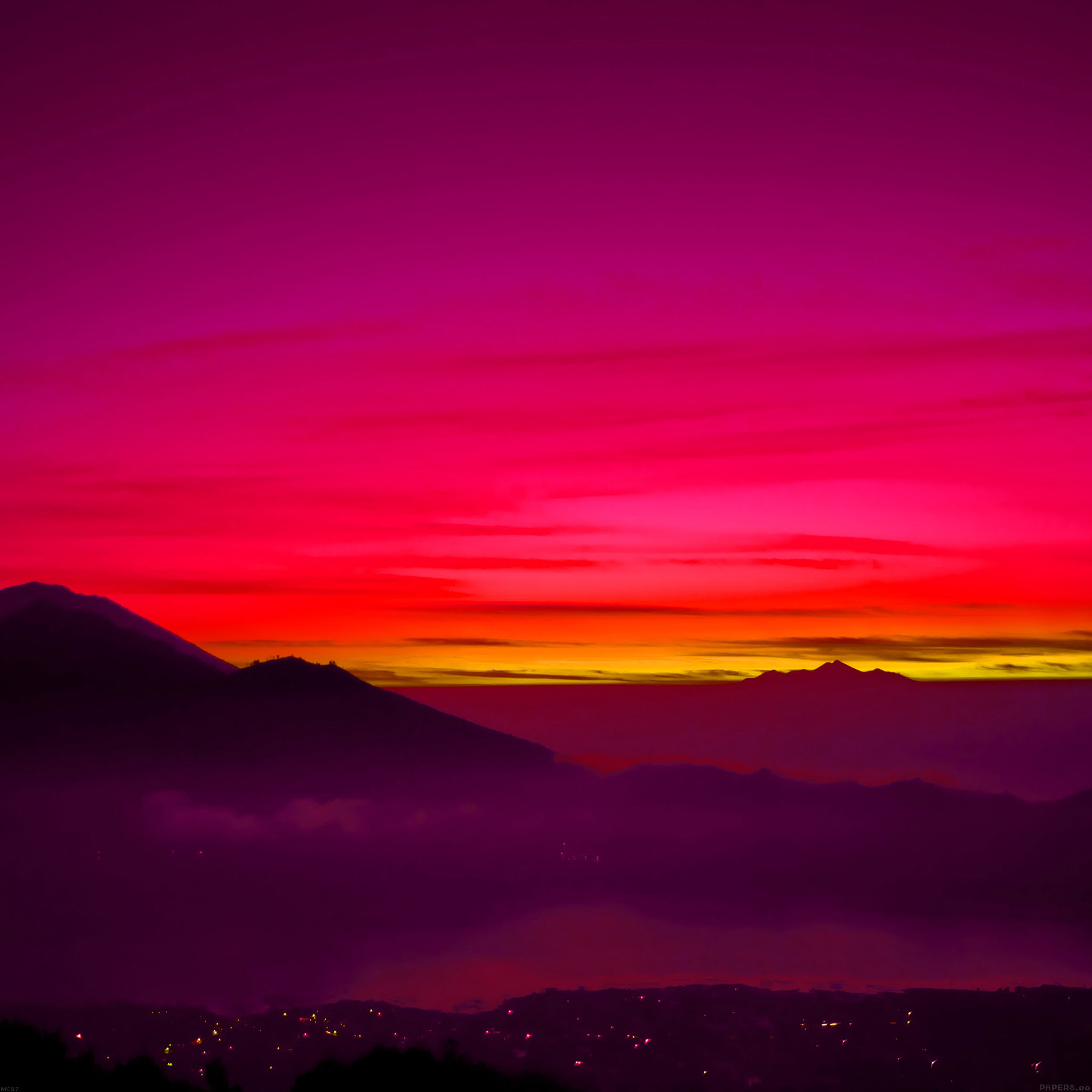 Desktop Sports Car Wallpapers Mc97 Wallpaper Red Balinese Dream Sea Mountain Sunset