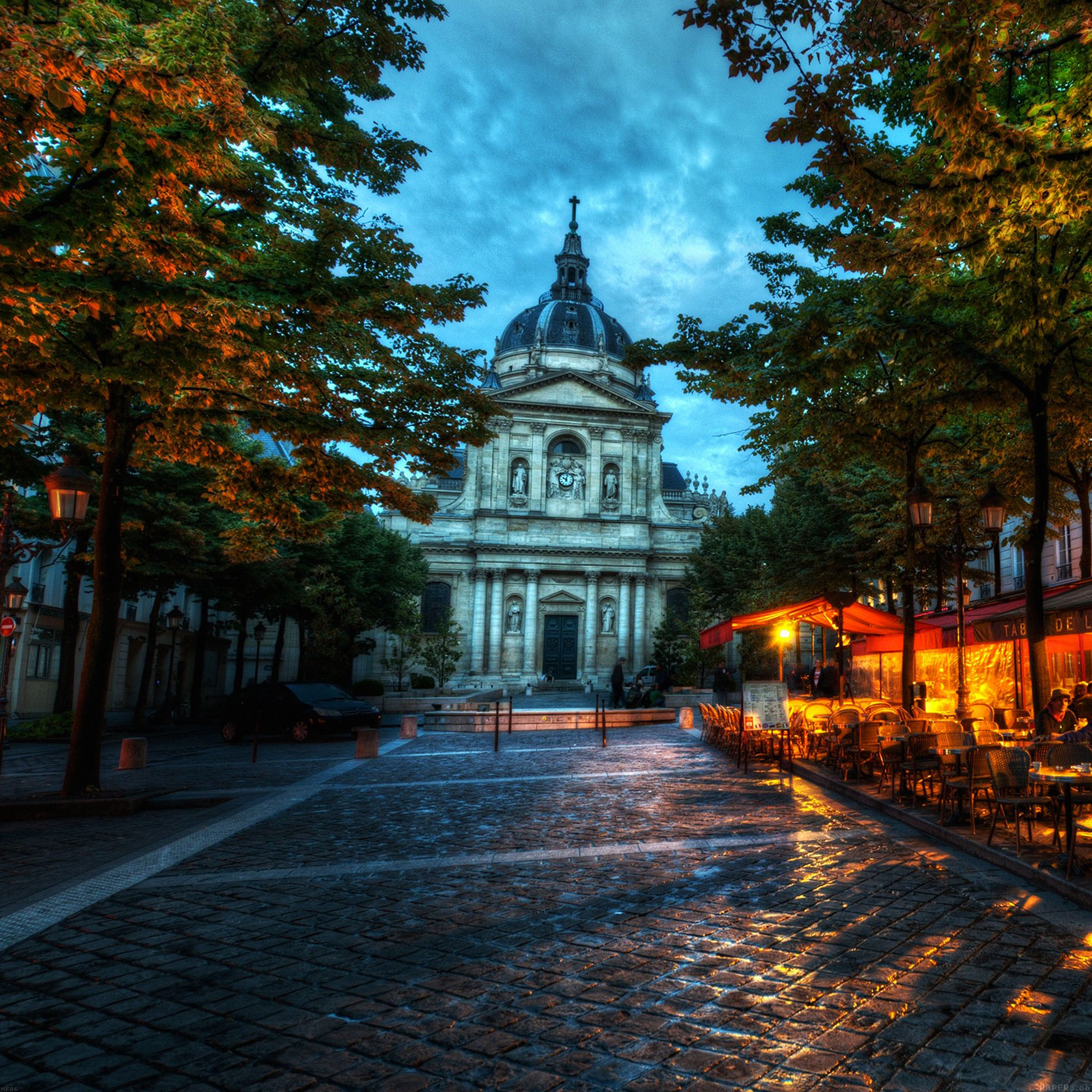 Car Hd Wallpaper For Iphone Me86 De La Sorbonne City Street Art Papers Co