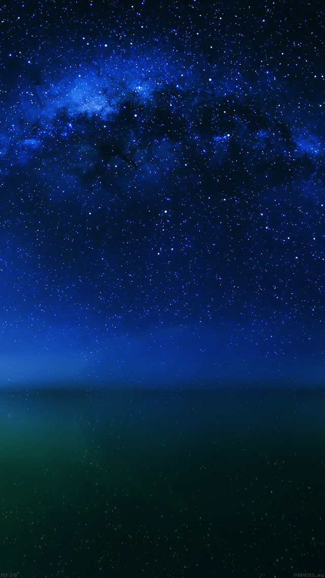 Live Photo Wallpaper Iphone Se Mf28 Cosmos Night Live Lake Space Starry Papers Co
