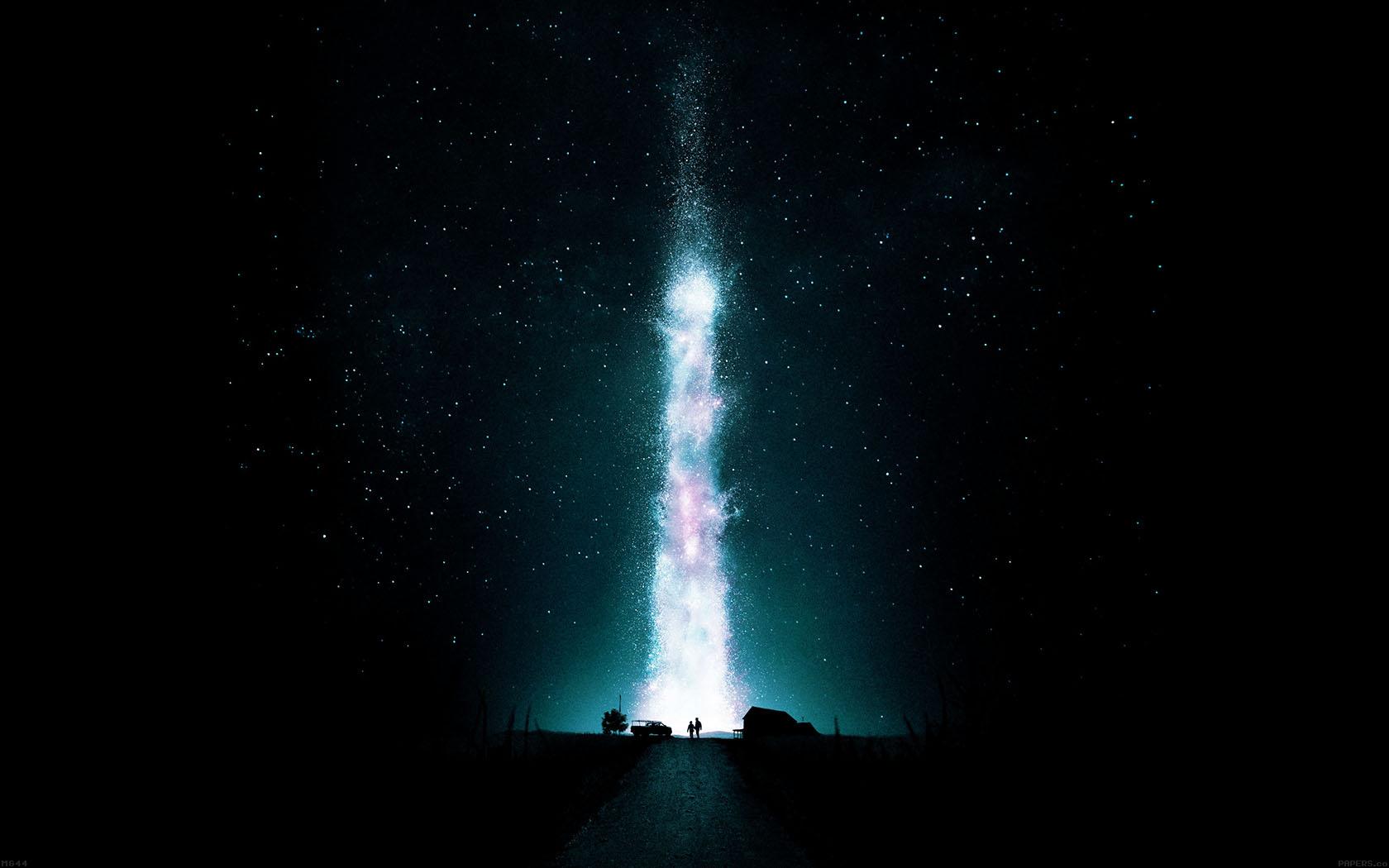 Hd Wallpaper Yosemite Fire Fall Mg44 Interstellar Green Space Night Stars Fire Best