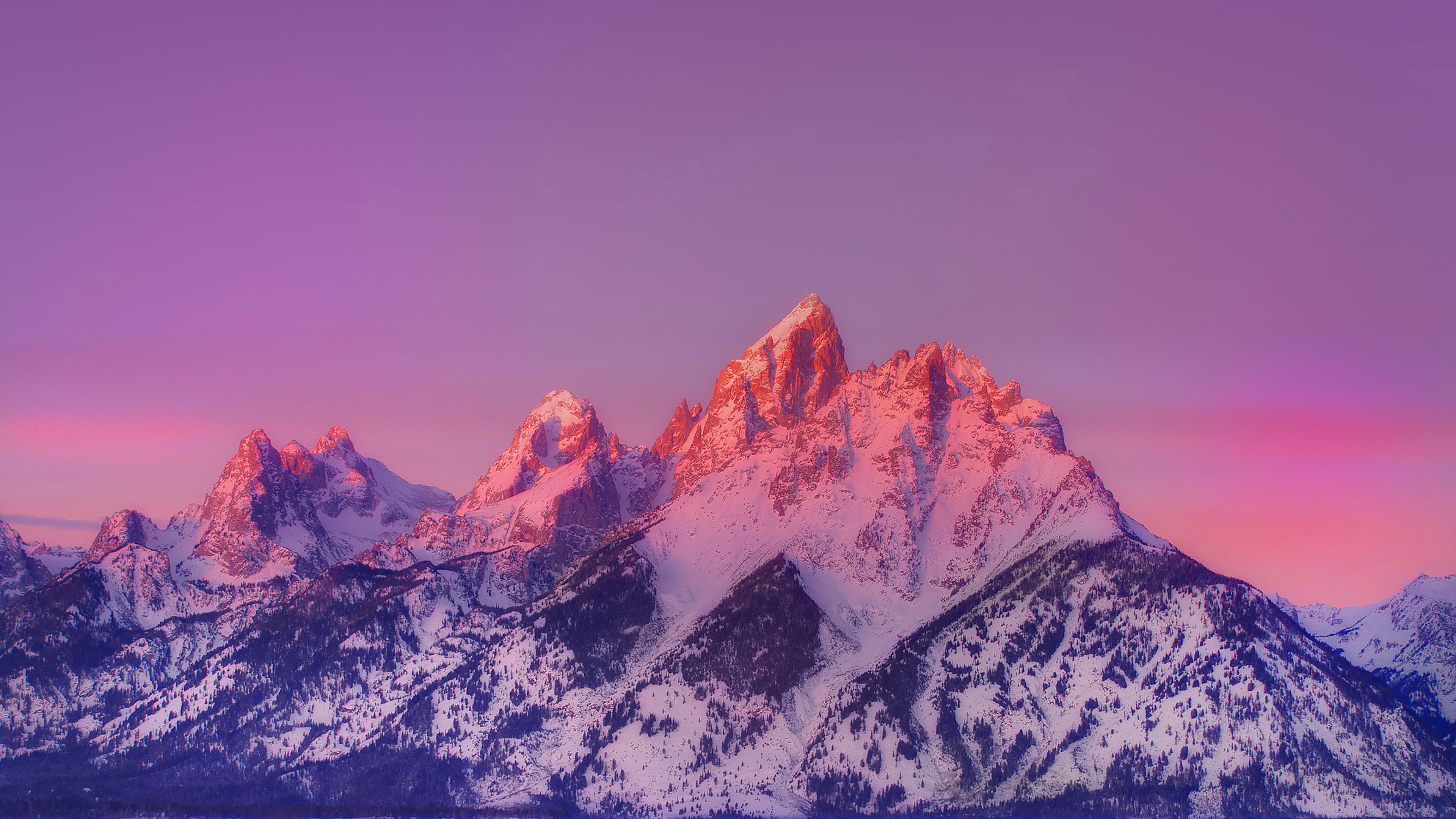 Mac Os X Leopard Wallpaper Hd Mg90 Mountain Mother Sunset Nature Awesome Sky Papers Co