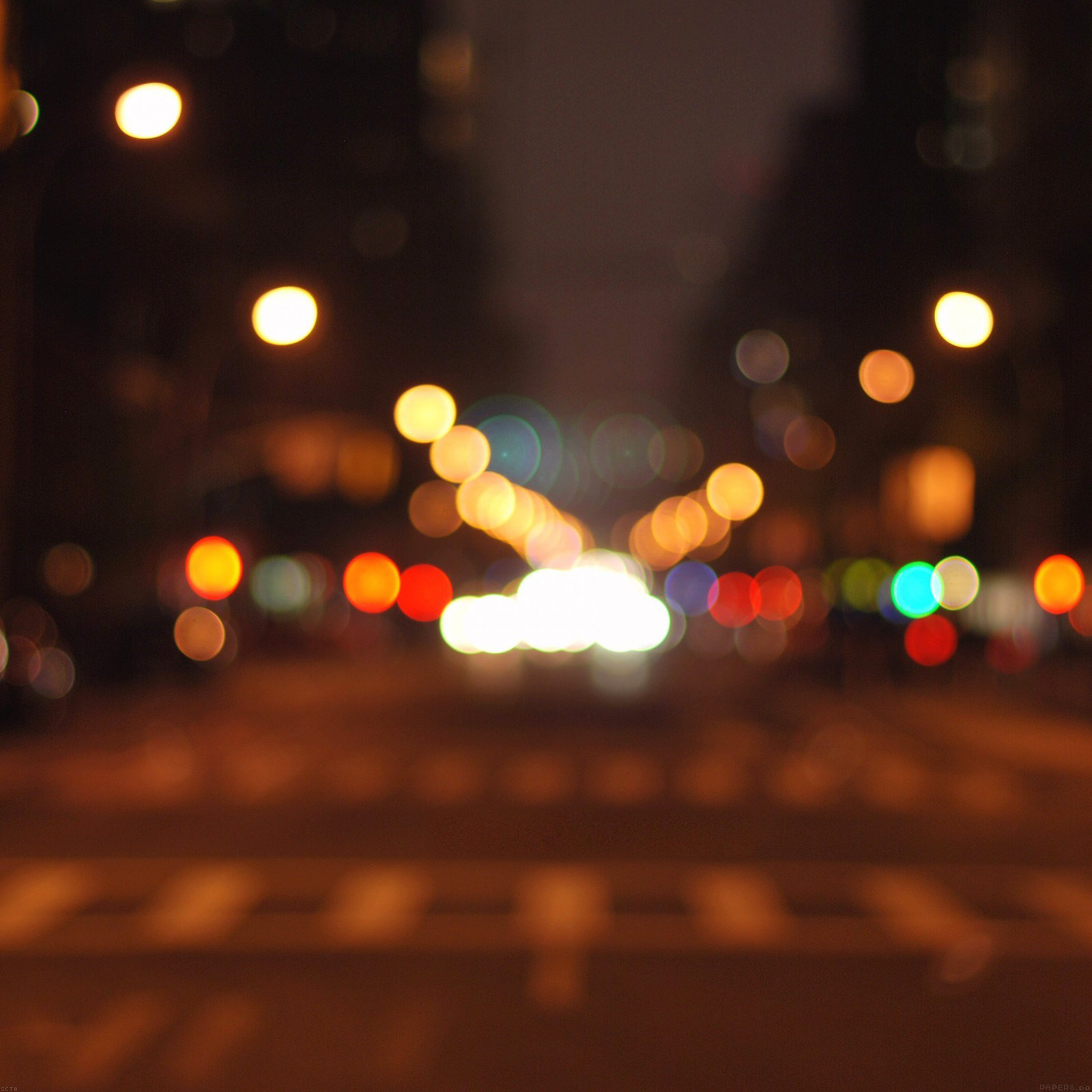 Car Wallpaper Samsung Mh60 8th Avenue Chelsea Manhattan Newyork Bokeh City