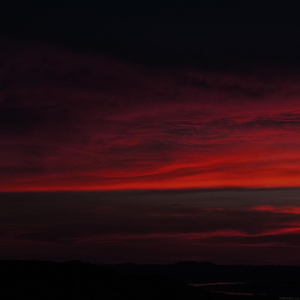 Falling Snow Wallpaper Iphone Freeios7 Mi69 Lotus Carroll Red Sky Was Falling Cloud