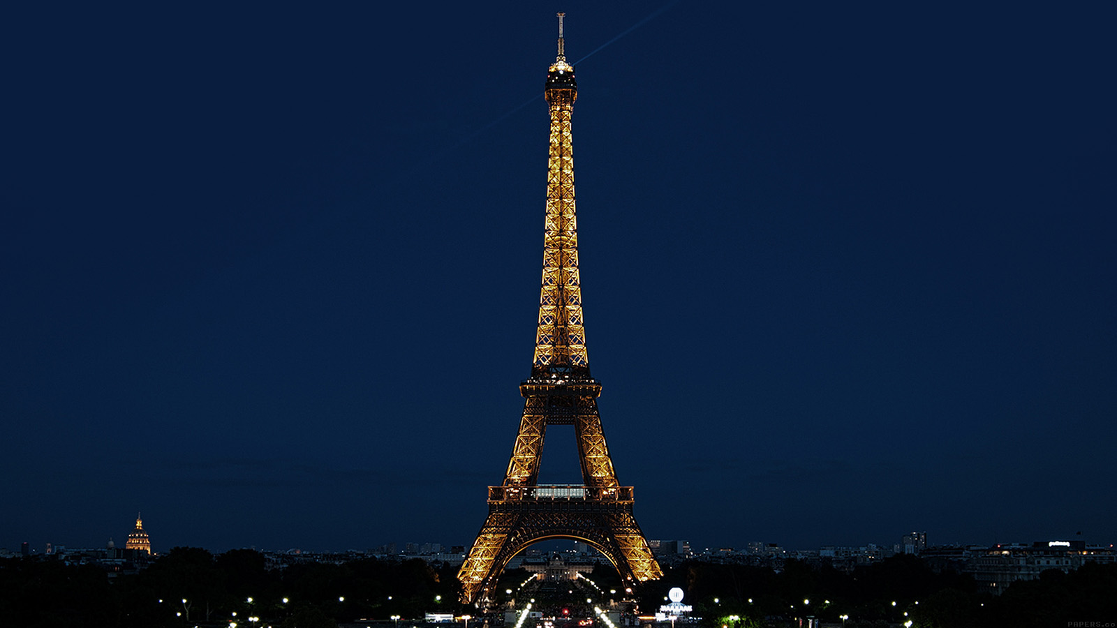 Fall Wallpaper With Blue Ml77 Paris Night France City Eiffel Tower Papers Co