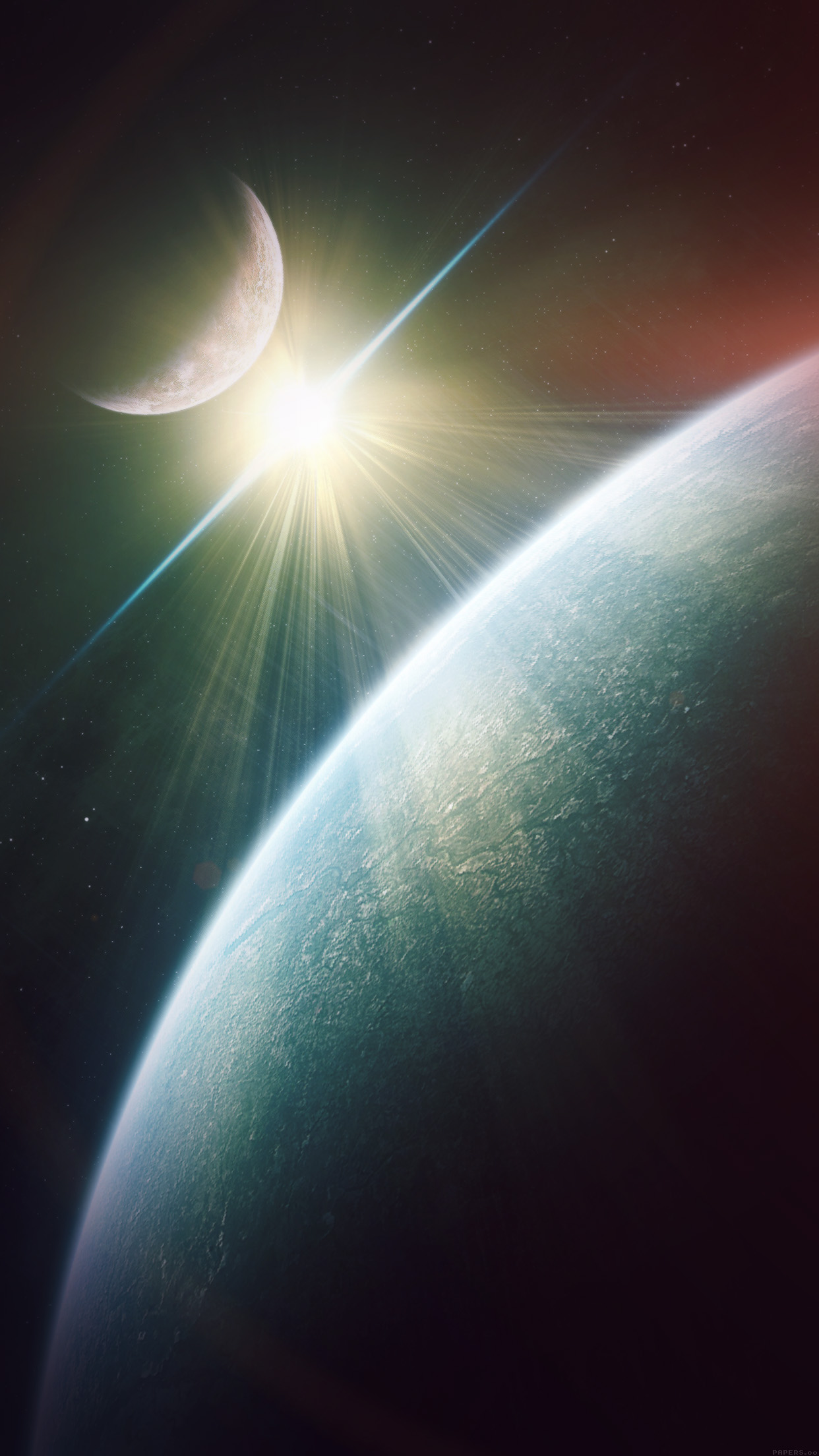 Hd Fall Wallpapers Phone Papers Co Iphone Wallpaper Mo19 Dark Space World Earth