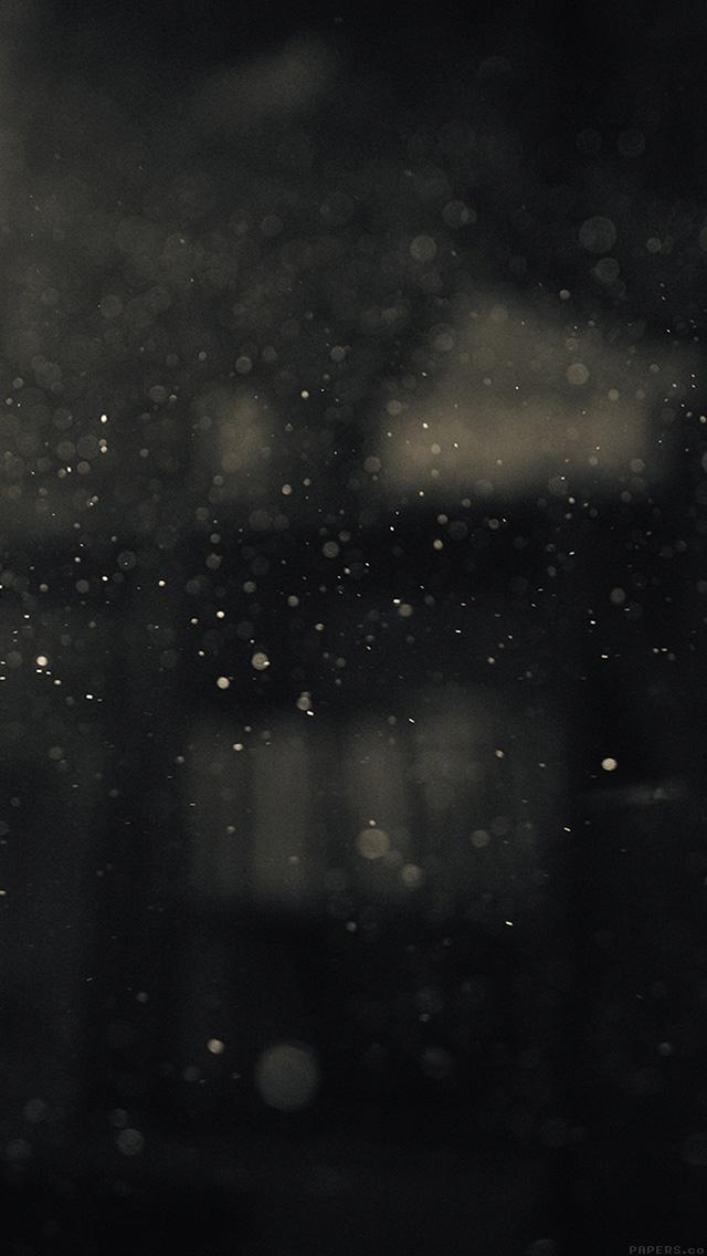 Cute Hipster Iphone Wallpaper Mr17 Dark Bubble Bokeh Rain Drops Art Papers Co