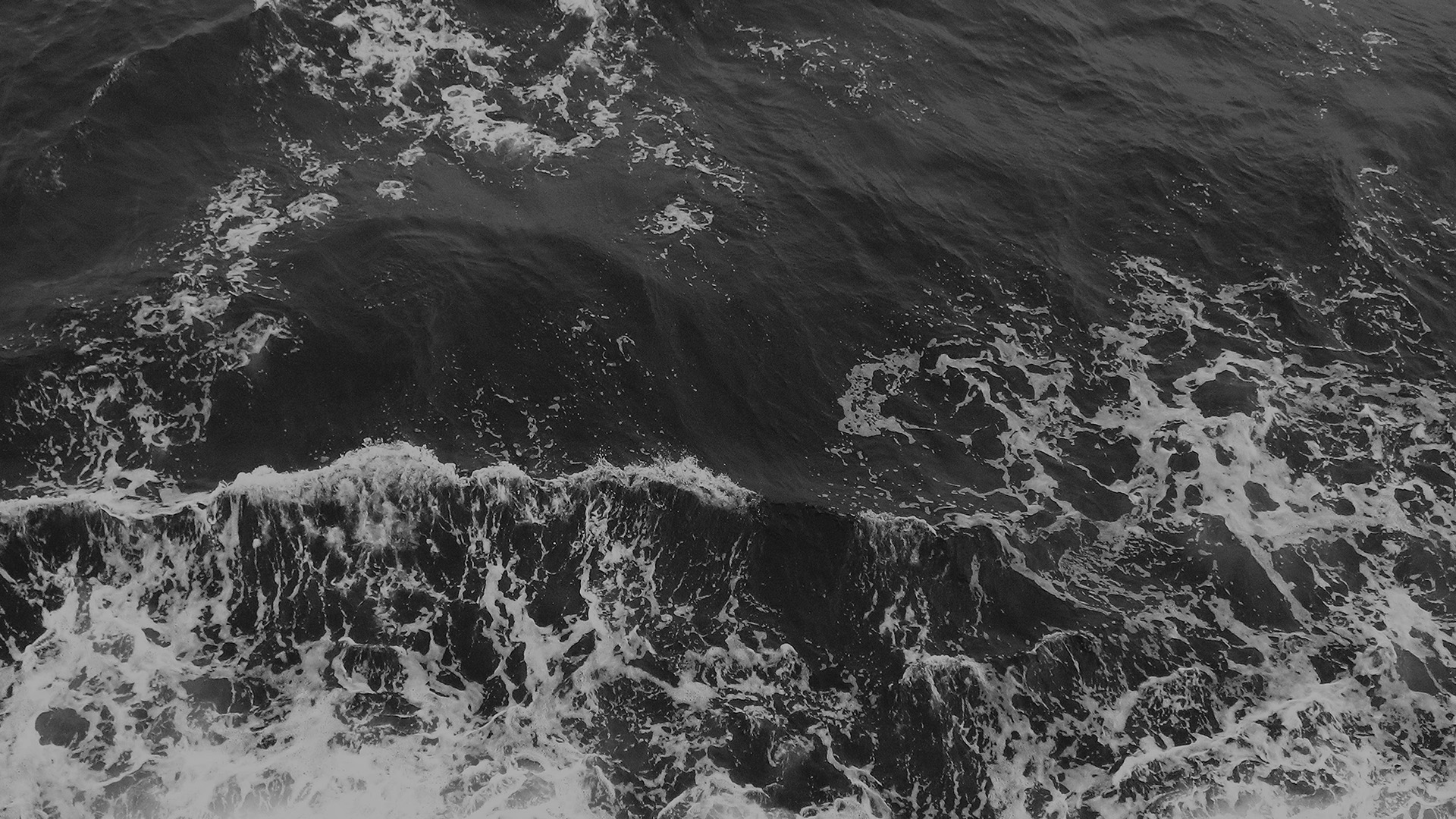 Fall Winter Iphone Wallpaper Mv50 Water Sea Vacation Texture Ocean Beach Dark Bw Wallpaper