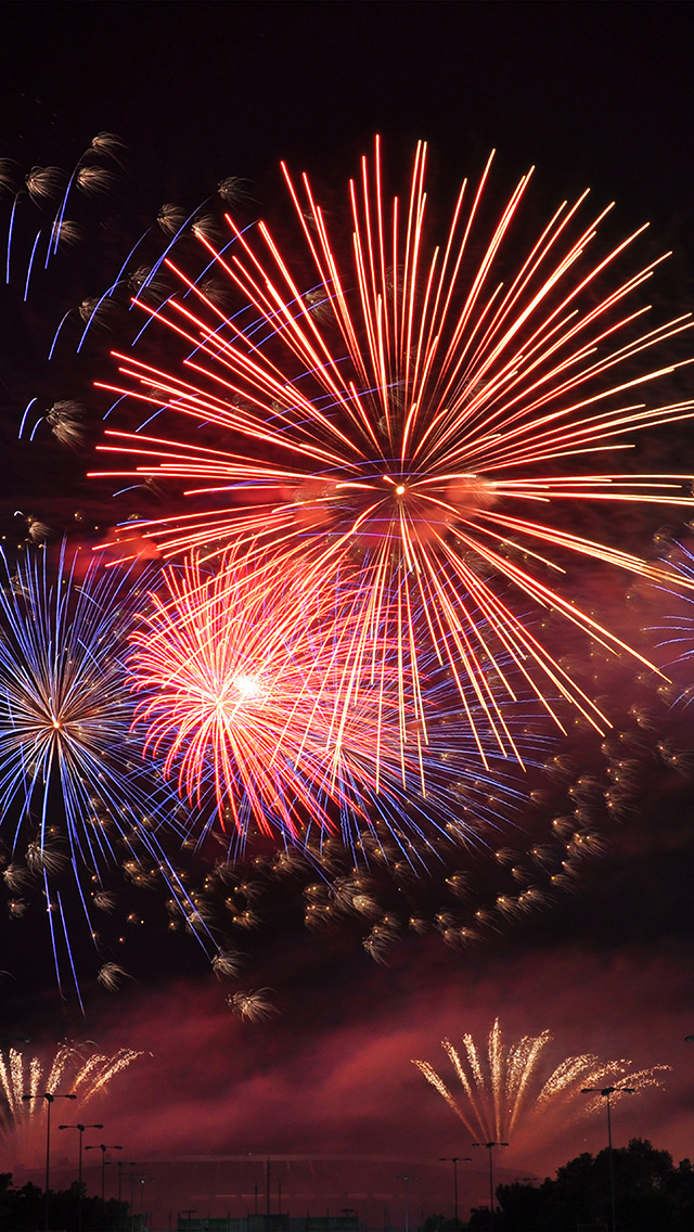 Classic Iphone Wallpaper For Iphone X Papers Co Iphone Wallpaper Nb04 Firework Night Art City