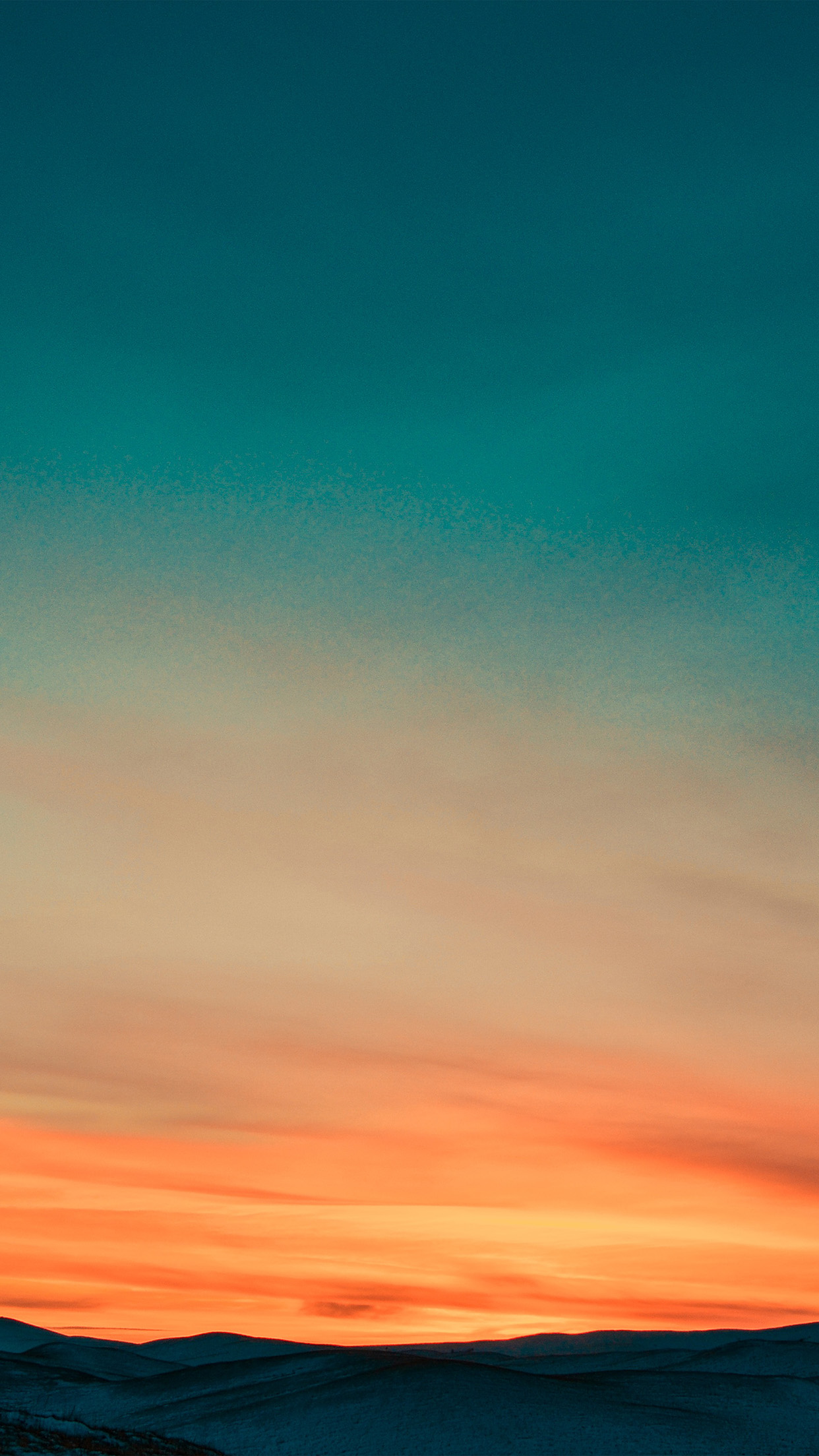Simple Wallpapers Colors Fall Papers Co Iphone Wallpaper Nb66 Sky Sunset Nature