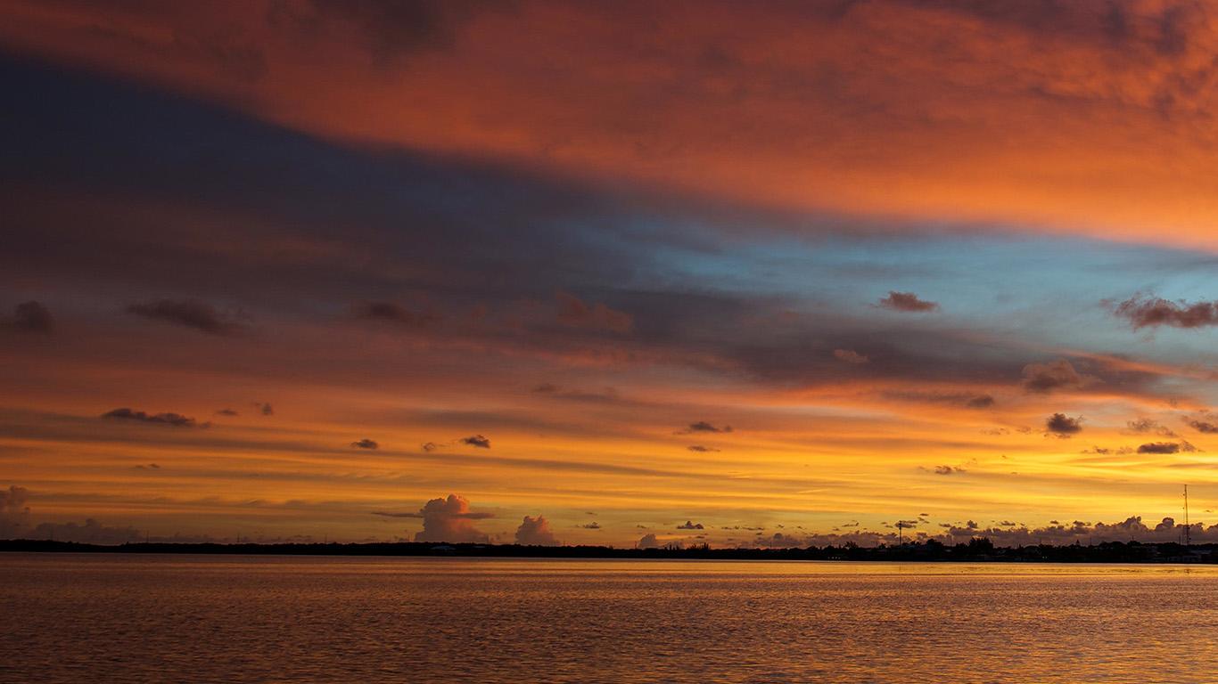 4k Fall Mountain Wallpaper Nc91 Sea Port Night Sunset Summer Wallpaper