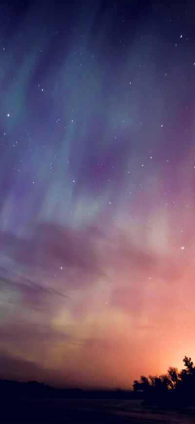 iPhonexpapers.com-Apple-iPhone-wallpaper-nn30-space-aurora-night-sky-red-color