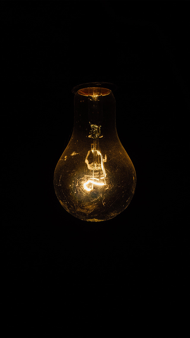 Lamp Bulb Nn63-light-blub-dark-wallpaper