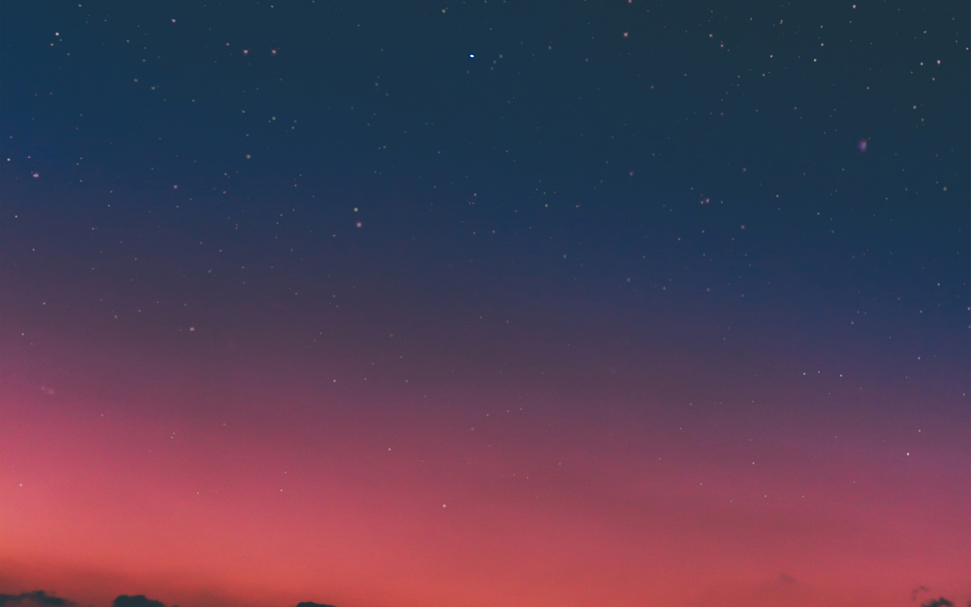 Classic Fall Wallpaper Ns23 Night Sky Sunset Pink Nature Wallpaper